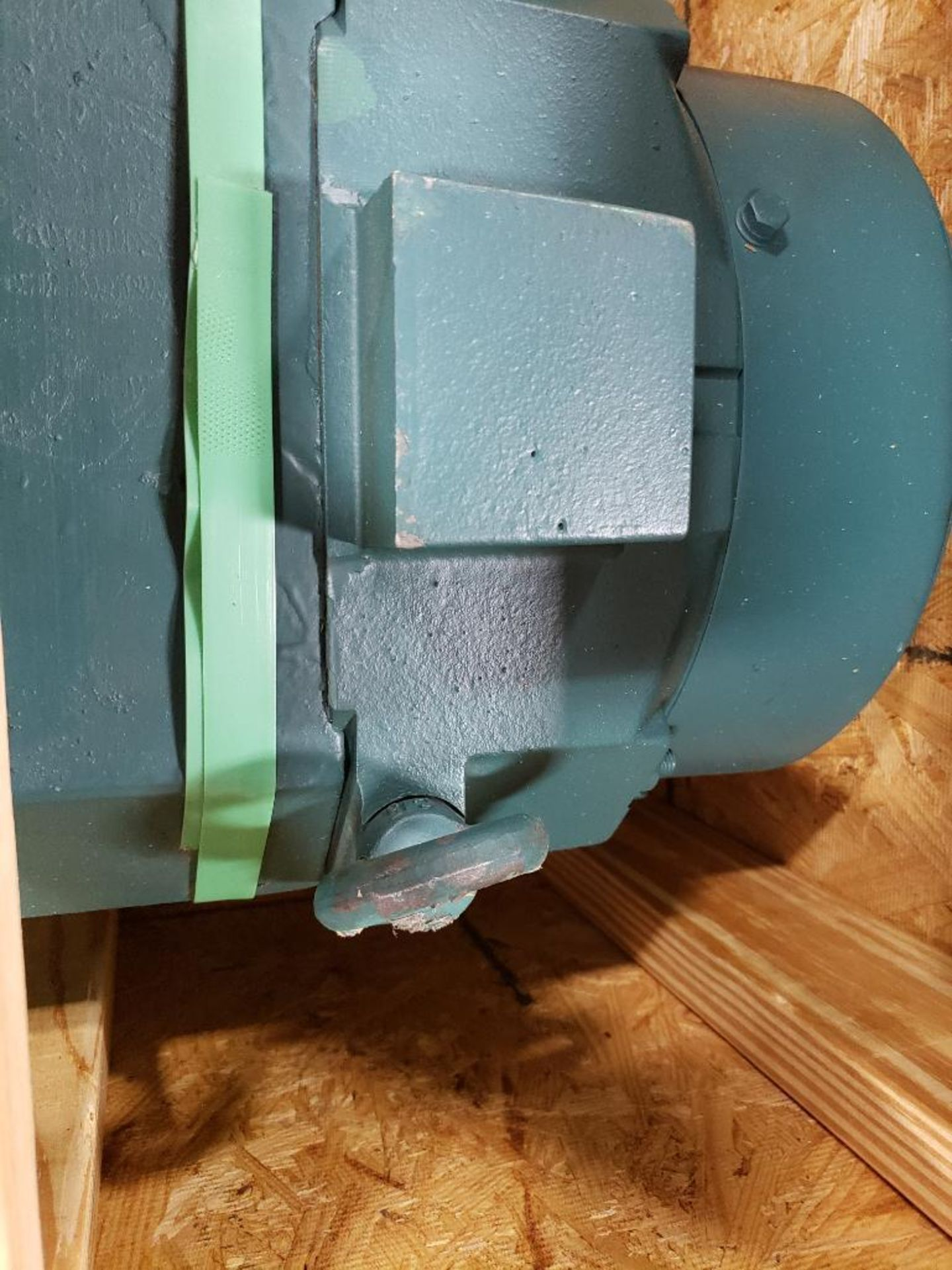 30kW Siemens 3PH Motor. 6583192-1-EGT1. 280V, 3550RM, L2564-Frame. - Image 7 of 7