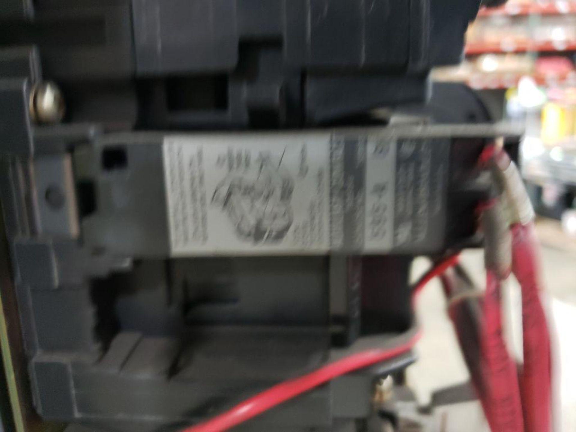 Qty 3 - Allen Bradley Motor Control bucket. 211A-B080-48-24R-41-98. - Image 6 of 8