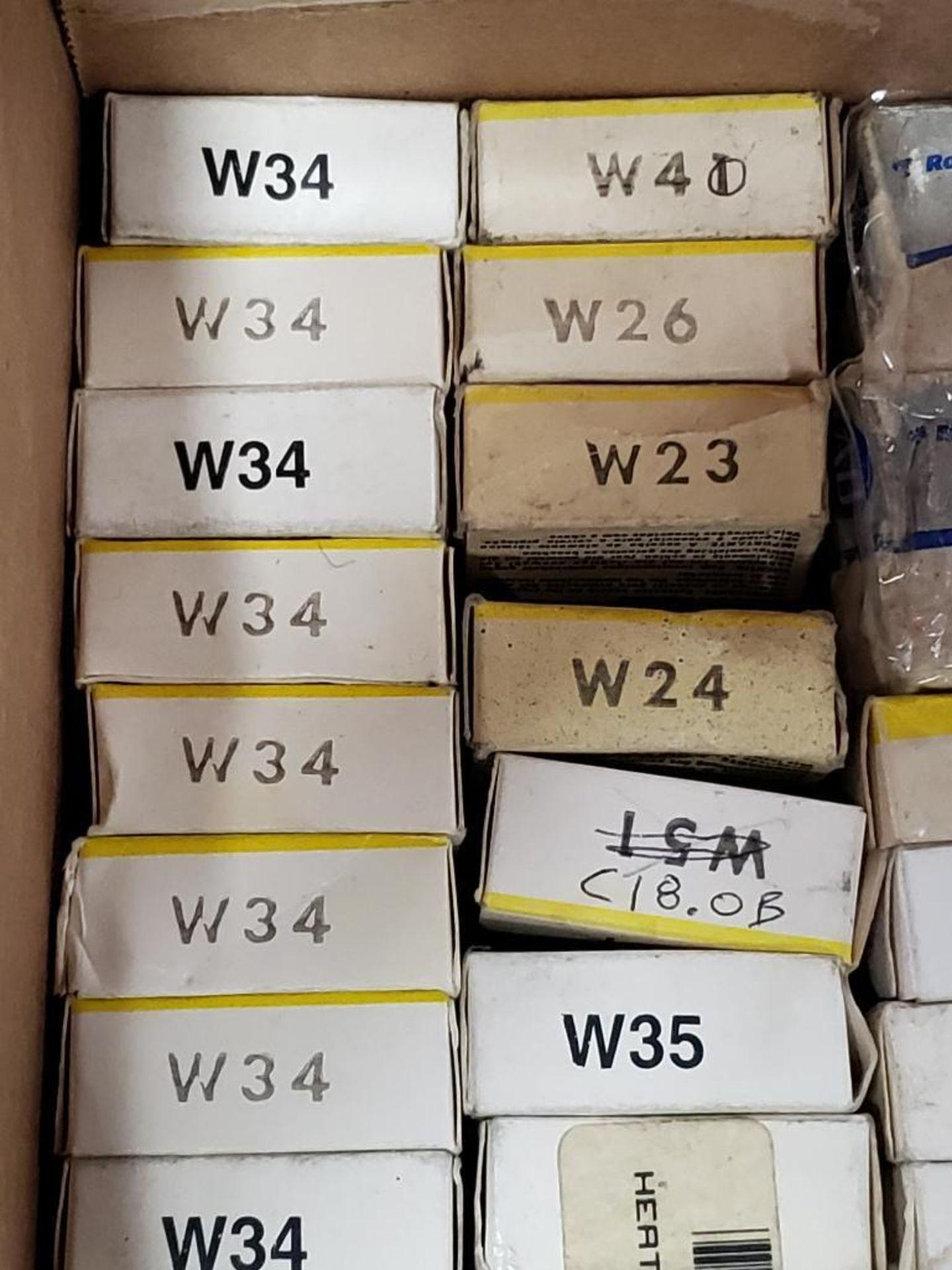 Assorted contactor heaters. Allen Bradley. - Image 2 of 6