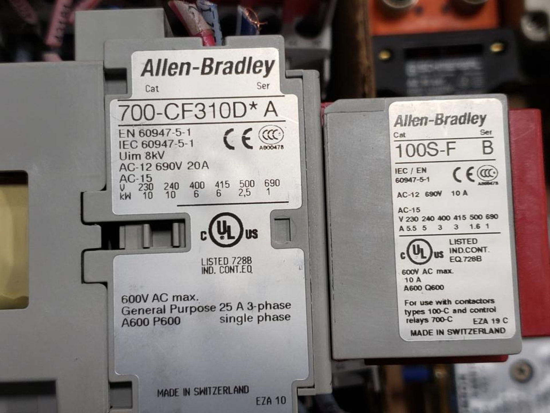 Qty 9 - Assorted Allen Bradley Guardmaster contactor. - Image 8 of 11