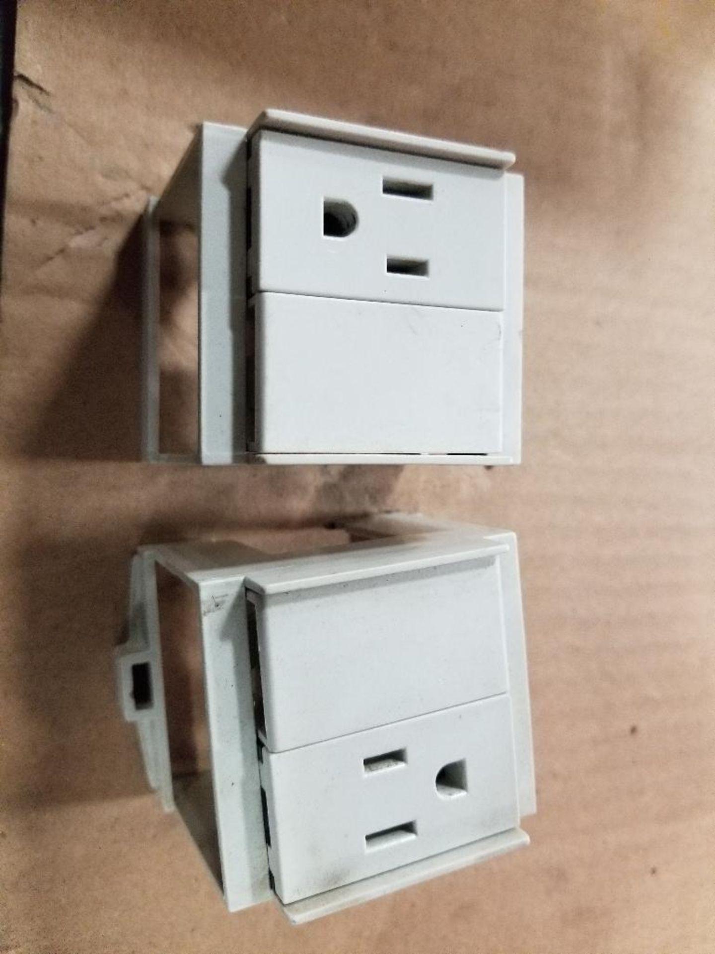 Assorted electrical. Allen Bradley, ADDA, Dayton, Sunon, Legrand. - Image 9 of 9