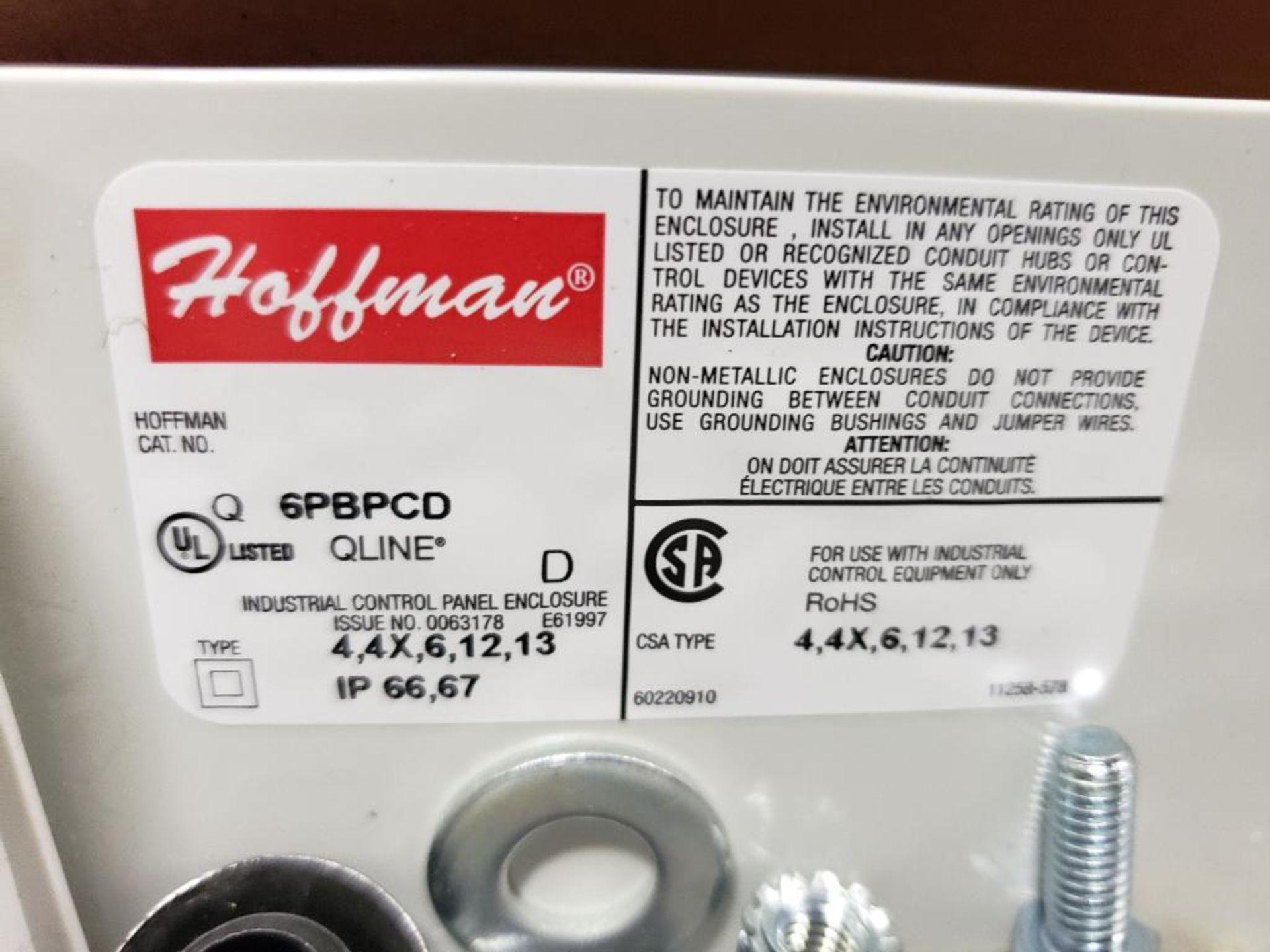 Qty 2 - Hoffman 6PBPCD Conduit box. - Image 4 of 5