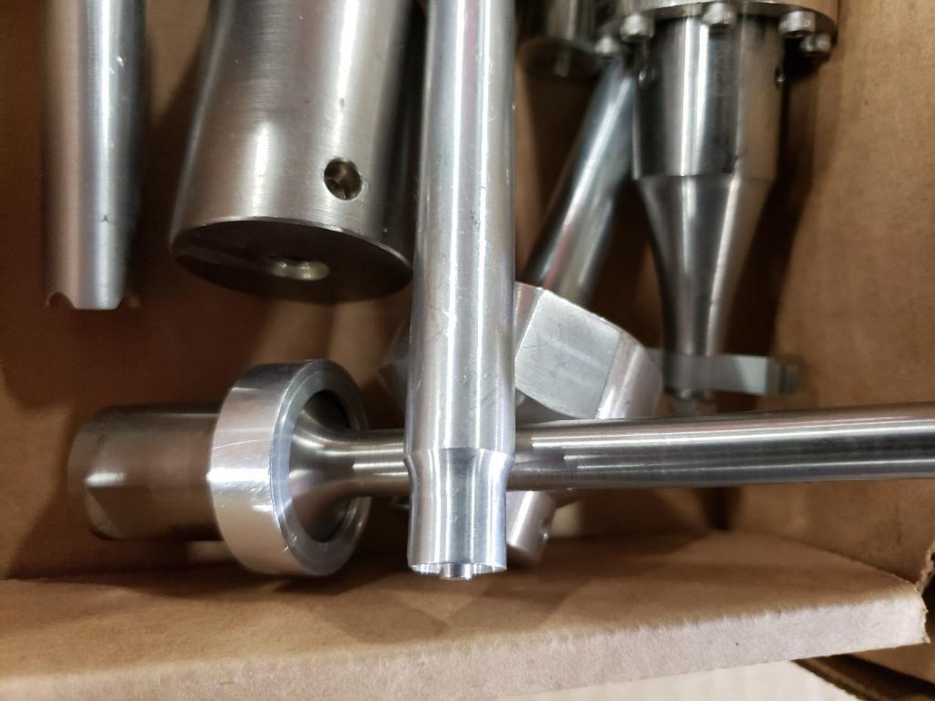 Assorted piston parts. - Image 8 of 8