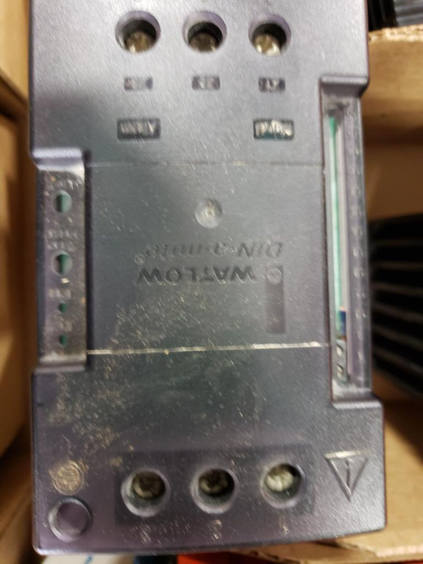 Qty 2 - Watlow DIN-A-Mite DC10-60C0-0000 power controller. - Image 2 of 5