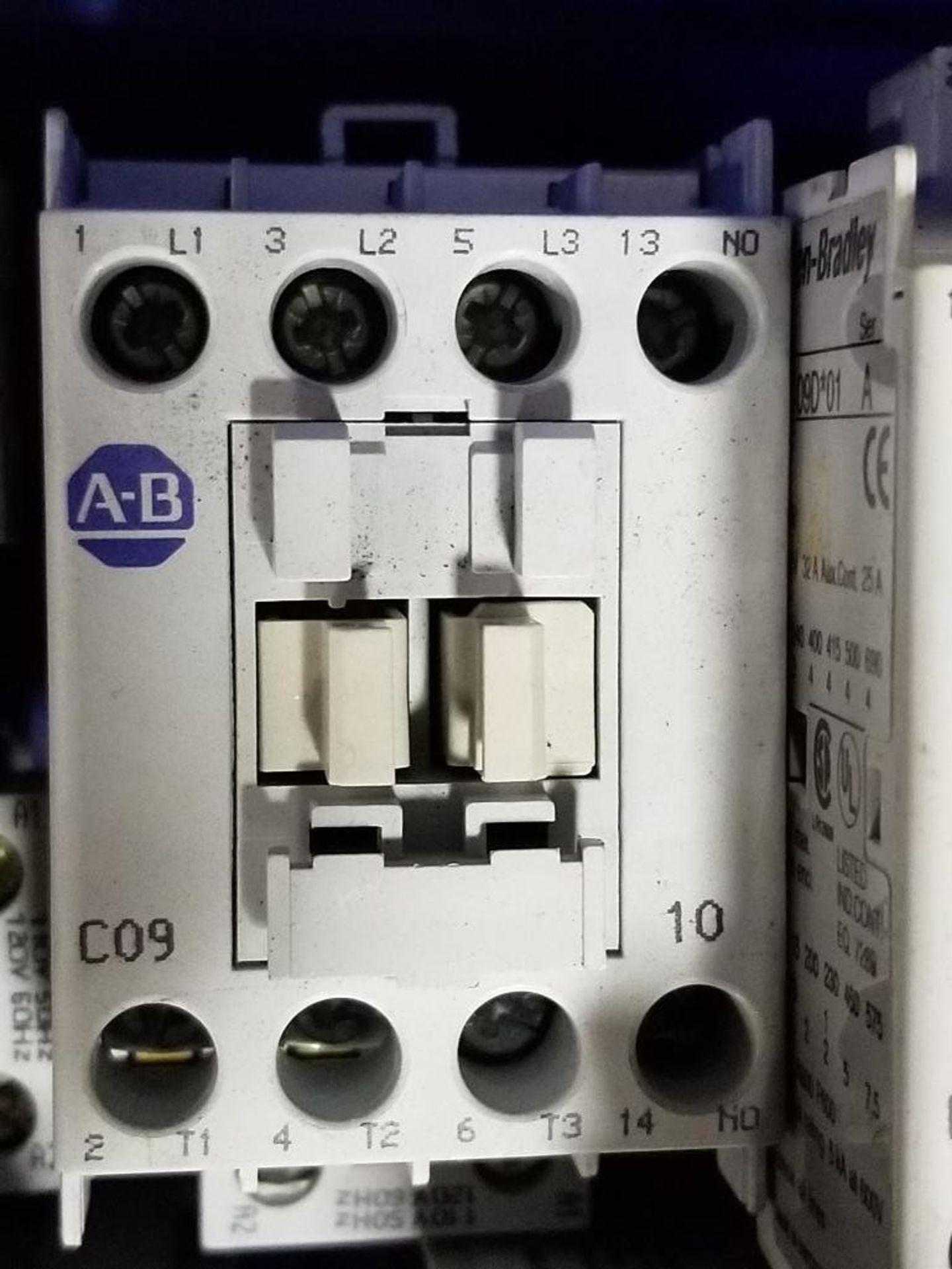 Assorted electrical contactors. Allen Bradley. - Image 6 of 11
