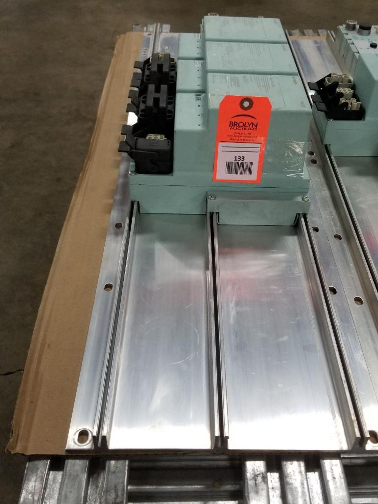 Qty 2 - Siemens RSe-ST 3RK1304-5KS40-5AA3 Reversing starter.