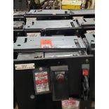 Qty 3 - Allen Bradley Motor Control bucket. 211A-B080-48-24R-41-98.