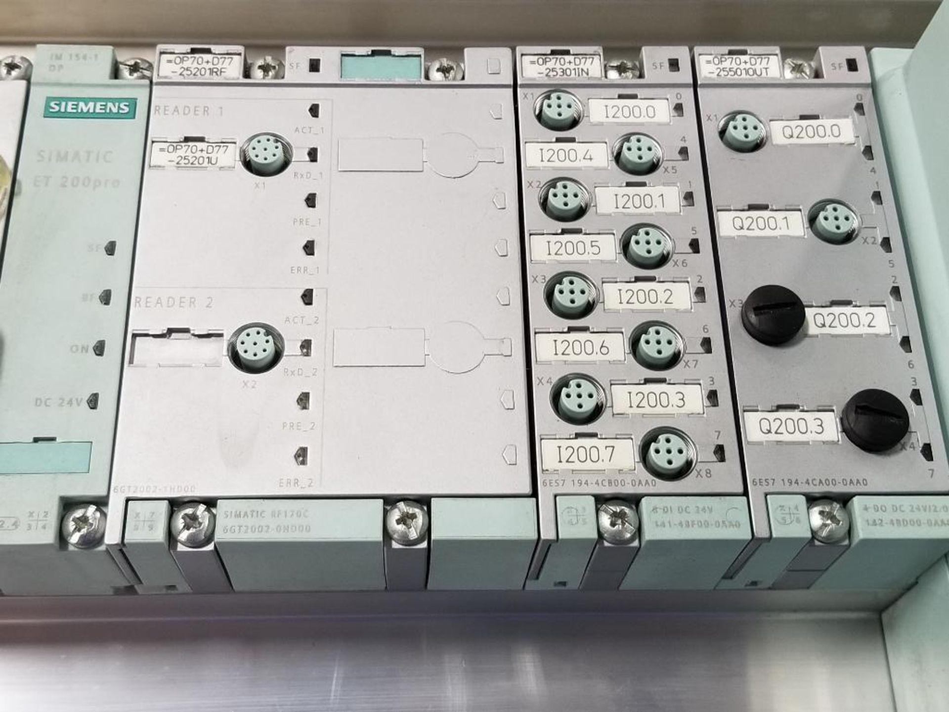 Qty 2 - Siemens RSe-ST 3RK1304-5KS40-5AA3 Reversing starter. - Image 6 of 7
