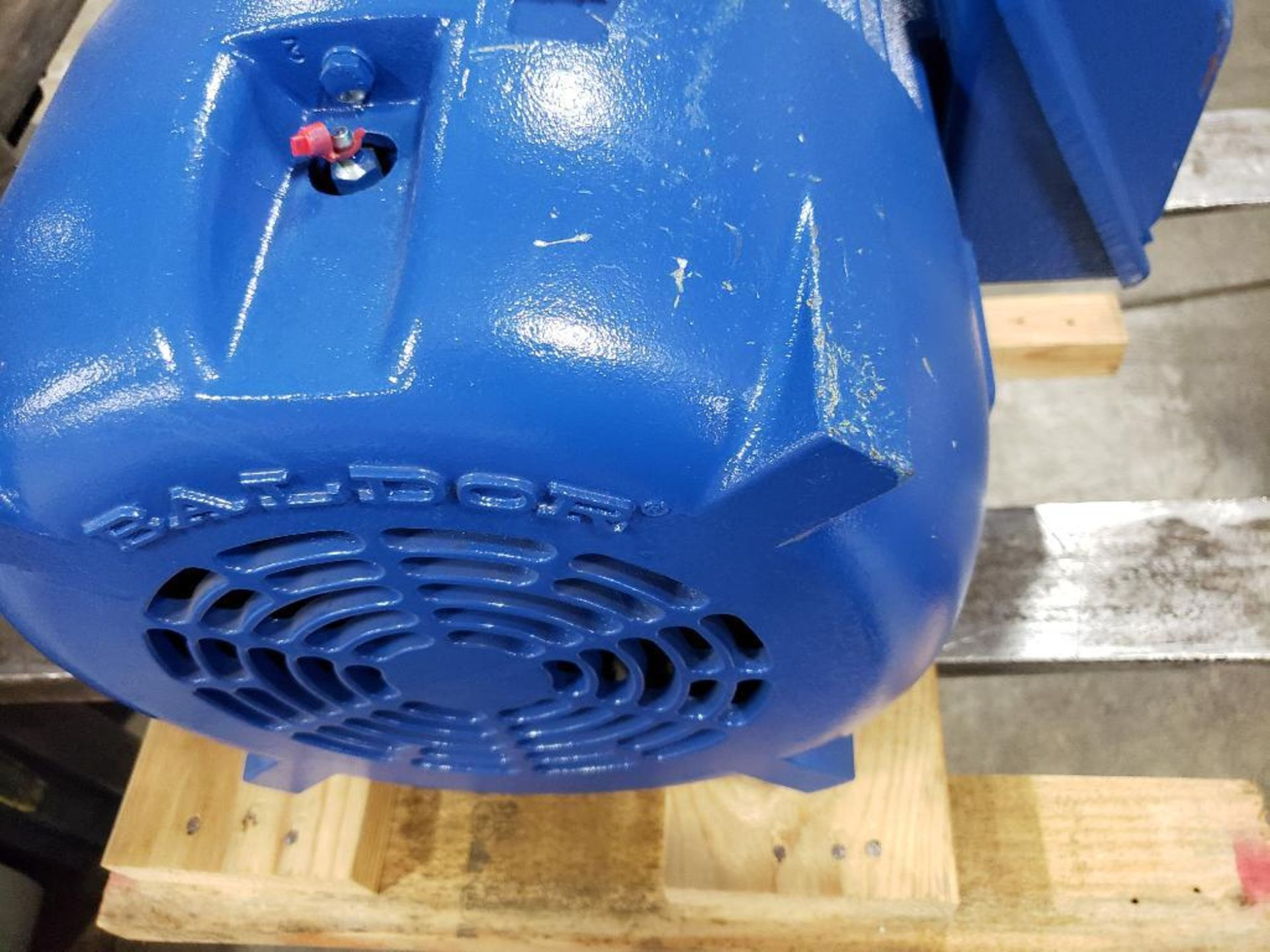 30HP Baldor Reliance 3PH motor. 2013000110. 575V, 3520RPM, 286TSC-Frame. - Image 12 of 12