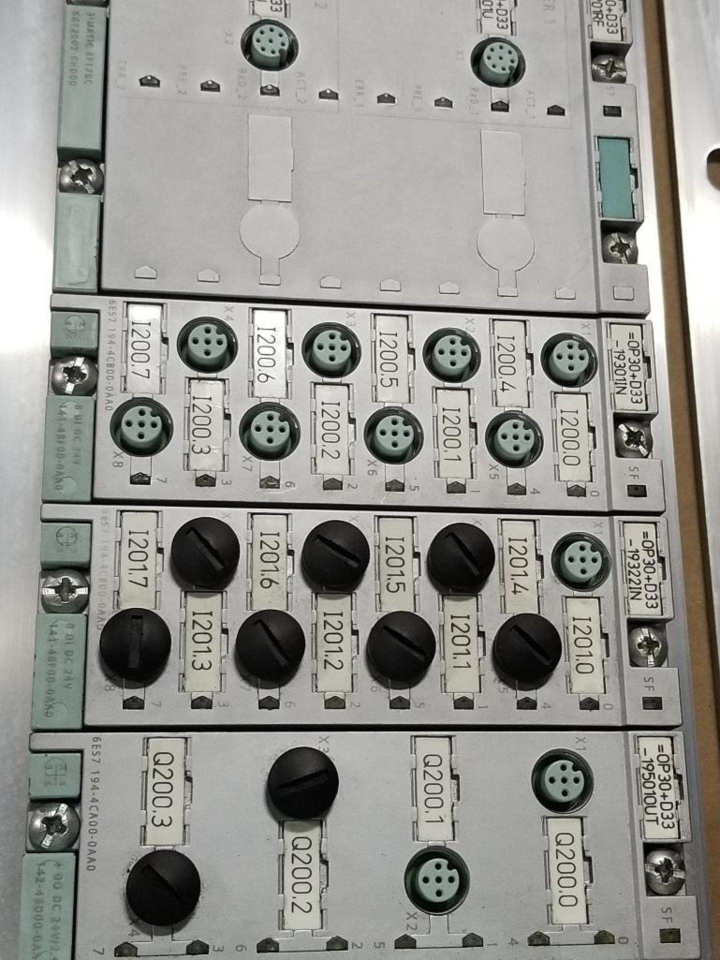 Siemens RSe-ST Reversing starter, DSe-ST Disconnect module flow control line. - Image 7 of 9