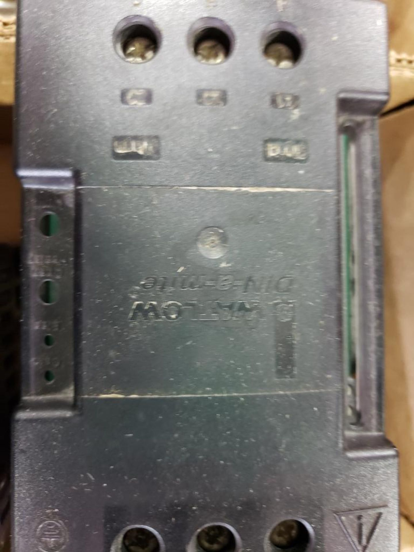 Qty 2 - Watlow DIN-A-Mite DC10-60C0-0000 power controller. - Image 3 of 5