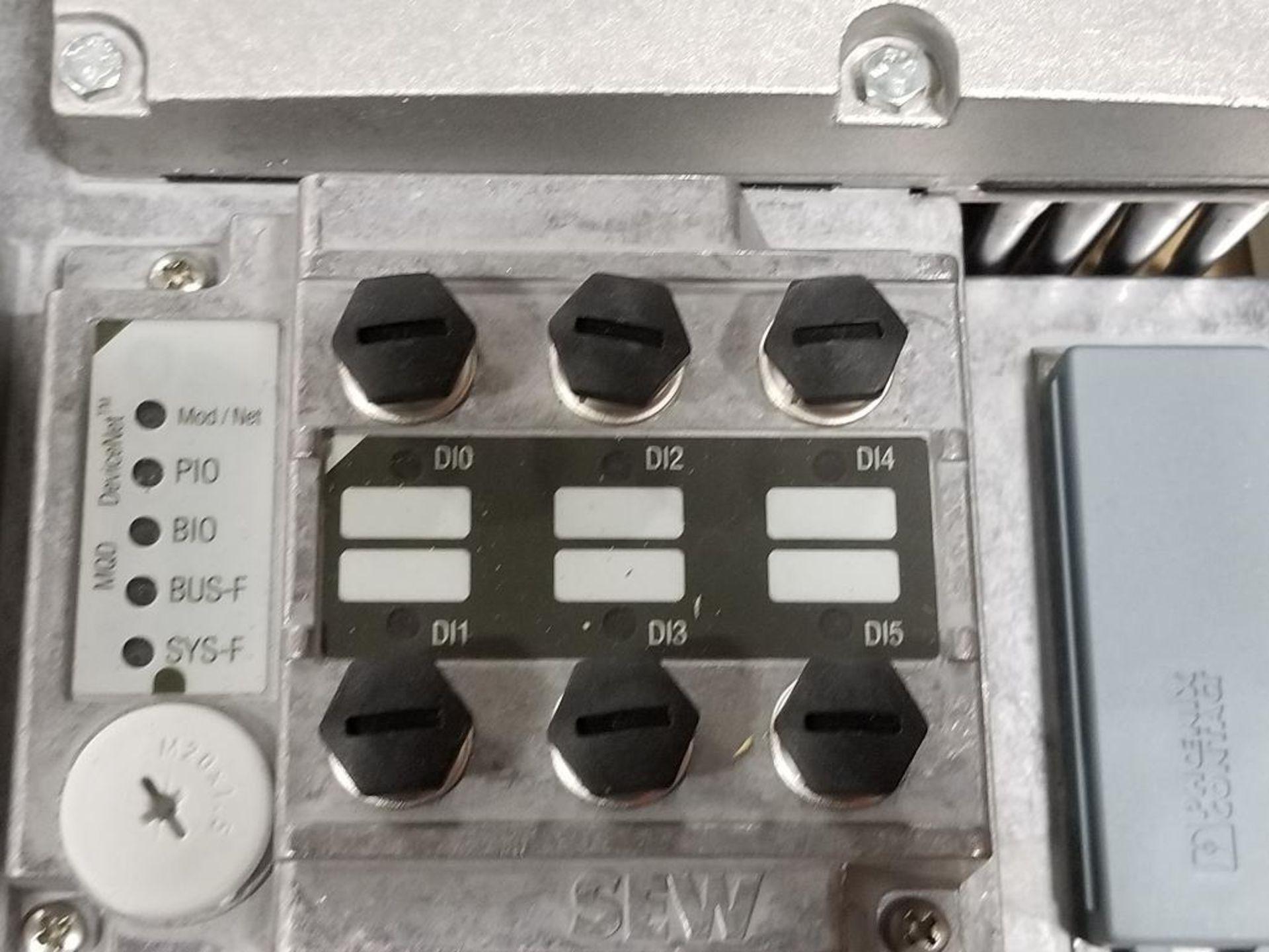 SEW Eurodrive MQD32A/MM03C-503-00/Z238G 0-AGB Drive. - Image 4 of 7