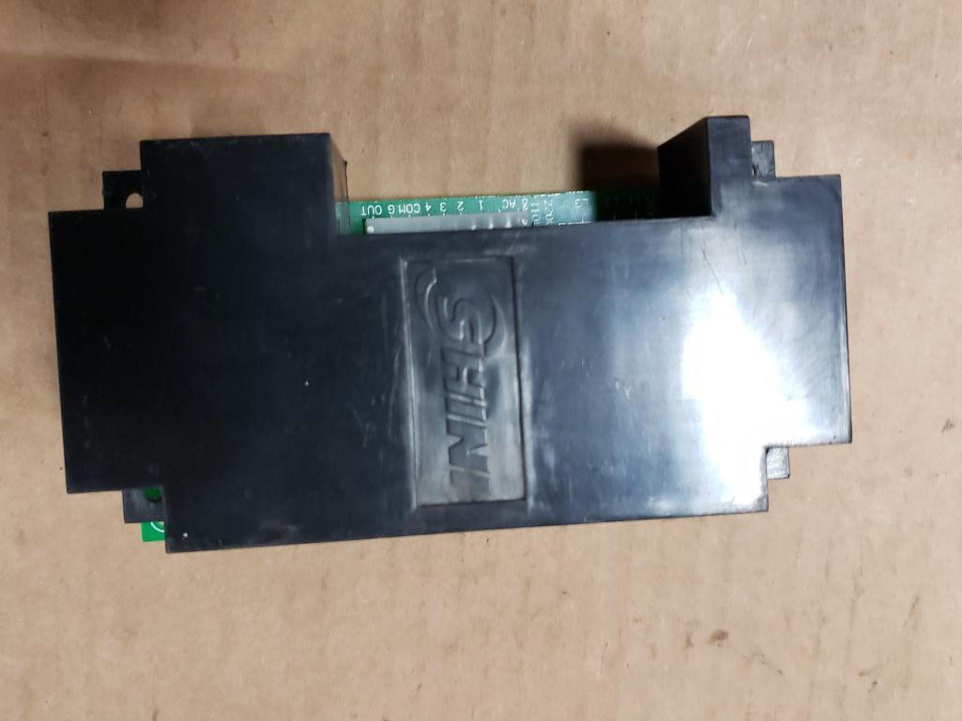 Qty 3 - Shini Si4T-1A control board. - Image 9 of 11