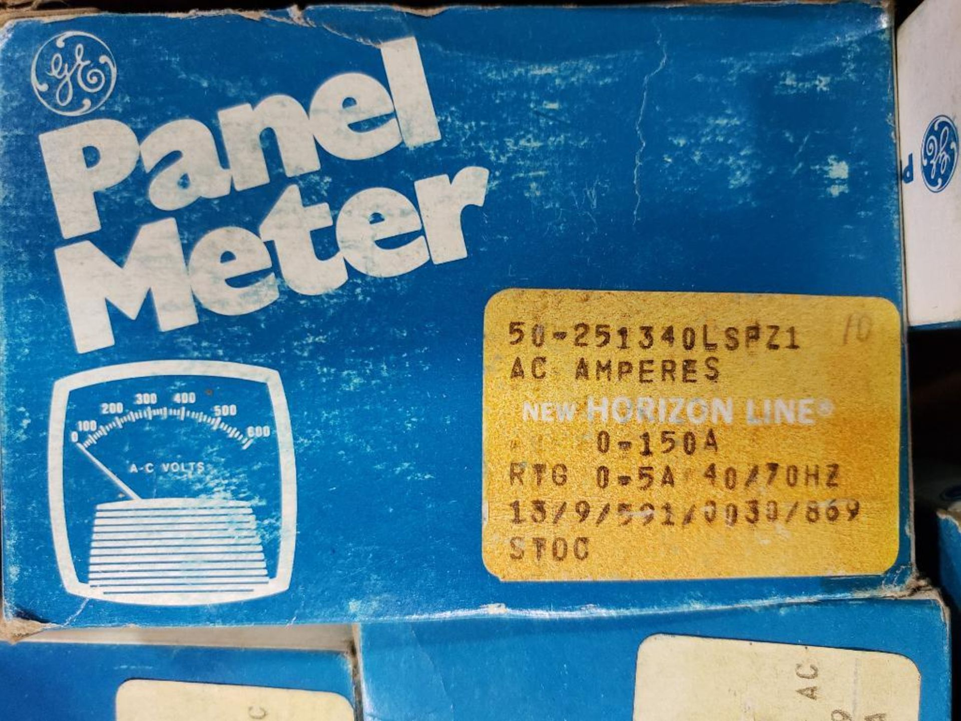 Assorted panel meters. Simpson, Panel Meter. - Image 10 of 12