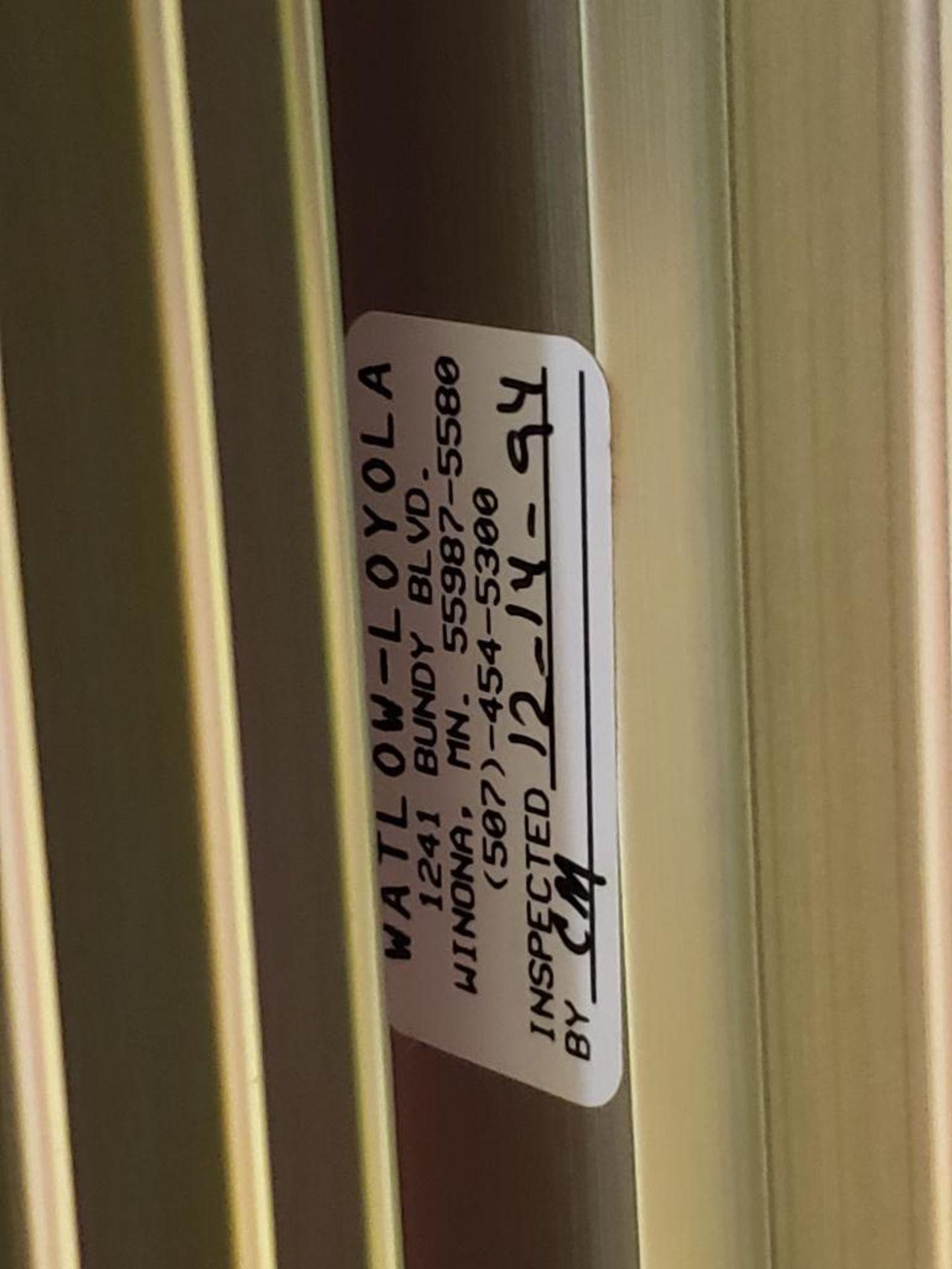 Watlow Q33/480/83/QBV 01-7353 480V power supply module. - Image 14 of 14