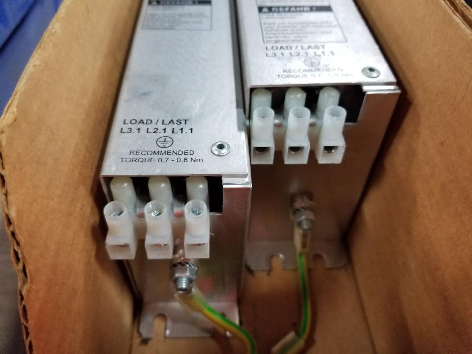 Qty 2 - Assorted Rexroth Line filter. NFD03.1-480-007, NFD03.1-480-016. - Image 5 of 5