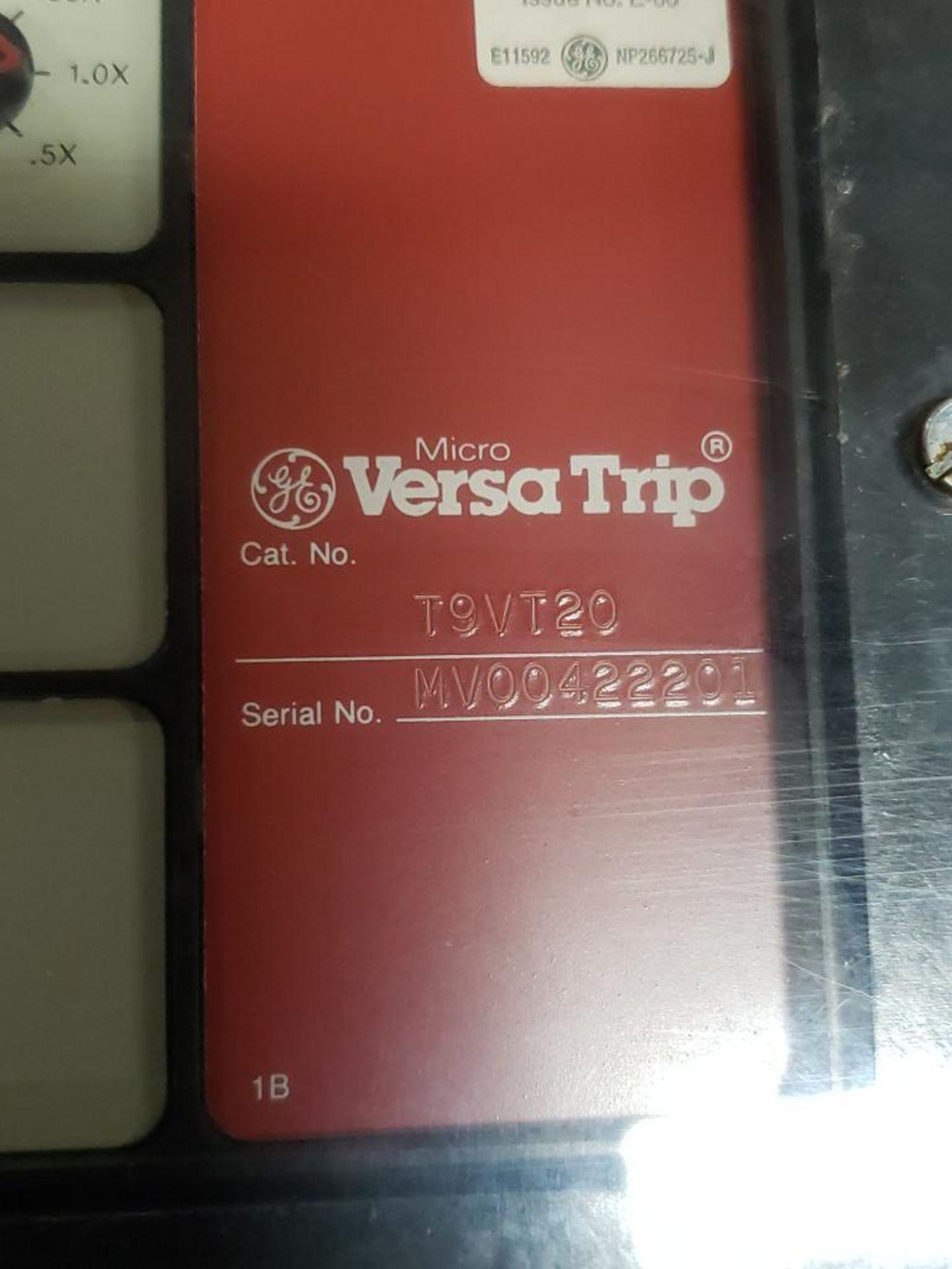 GE Micro Versa Trip T9VT20 Breaker. 1200Amp, 3-Pole. - Image 2 of 5