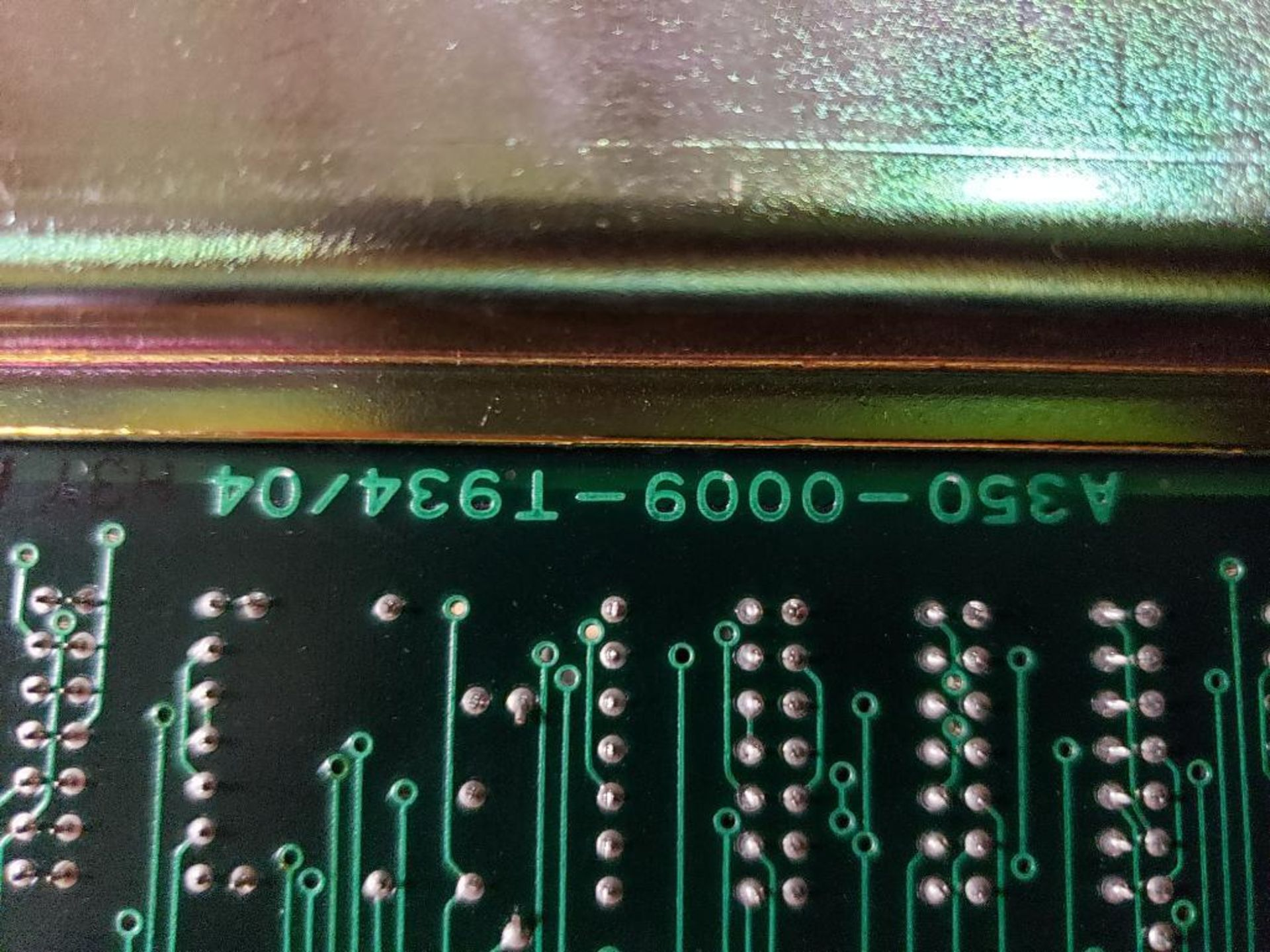 Fanuc A20B-0009-0930/09C Motherboard. - Image 20 of 20