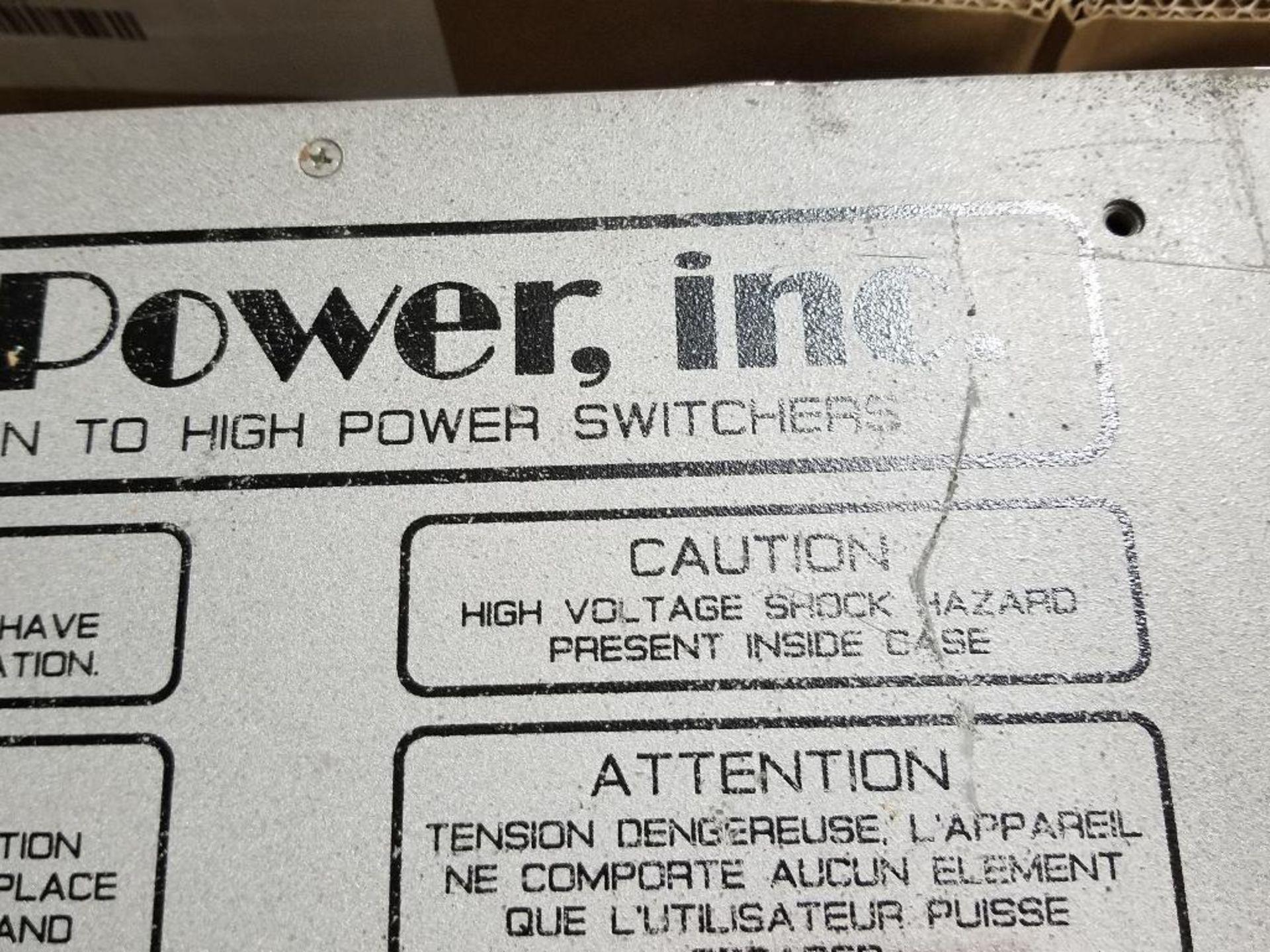 HC Power, INC HC40-C1173 Power Supply Module. - Image 6 of 6