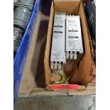 Qty 2 - Assorted Rexroth Line filter. NFD03.1-480-007, NFD03.1-480-016.