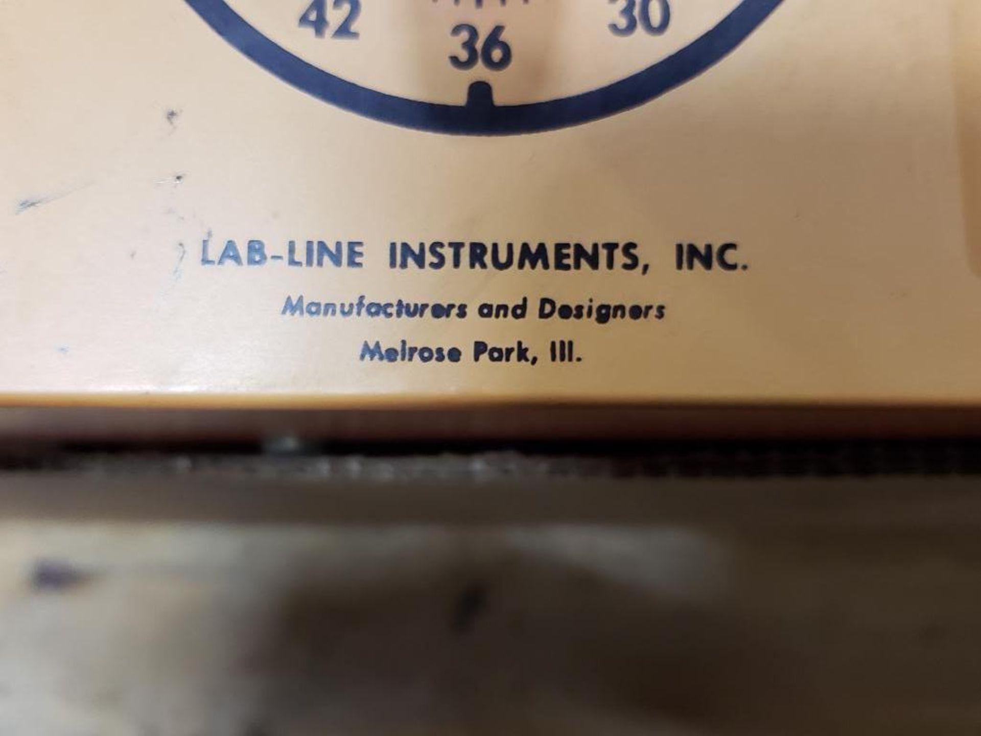 Lab-Line 72-Hour Lab-Minder. Model 1430. - Image 3 of 6