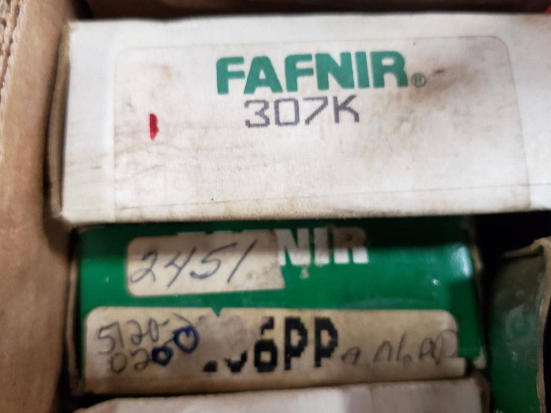 Assorted bearings. INA, Fafnir. - Image 2 of 14
