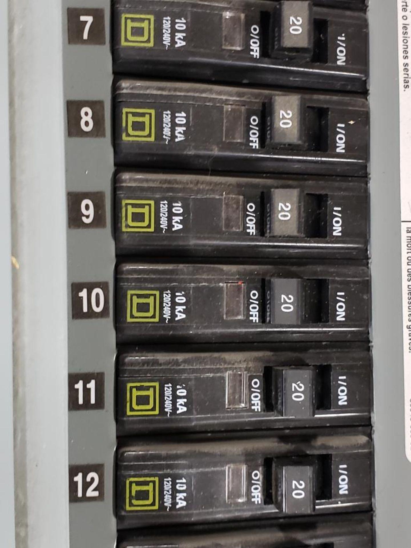 Square-D LX62TS Type-1 Enclosure. - Image 5 of 14
