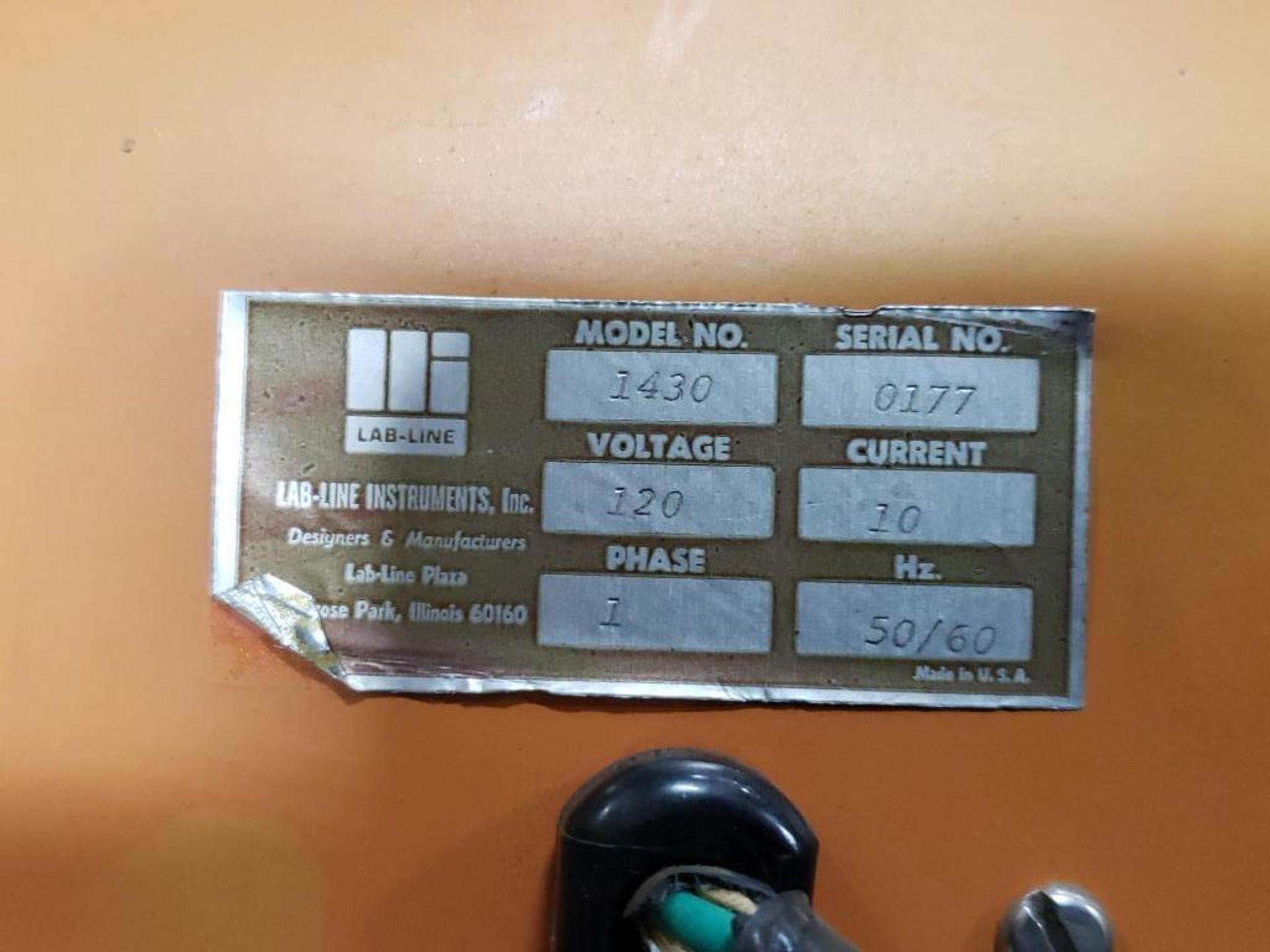 Lab-Line 72-Hour Lab-Minder. Model 1430. - Image 6 of 6