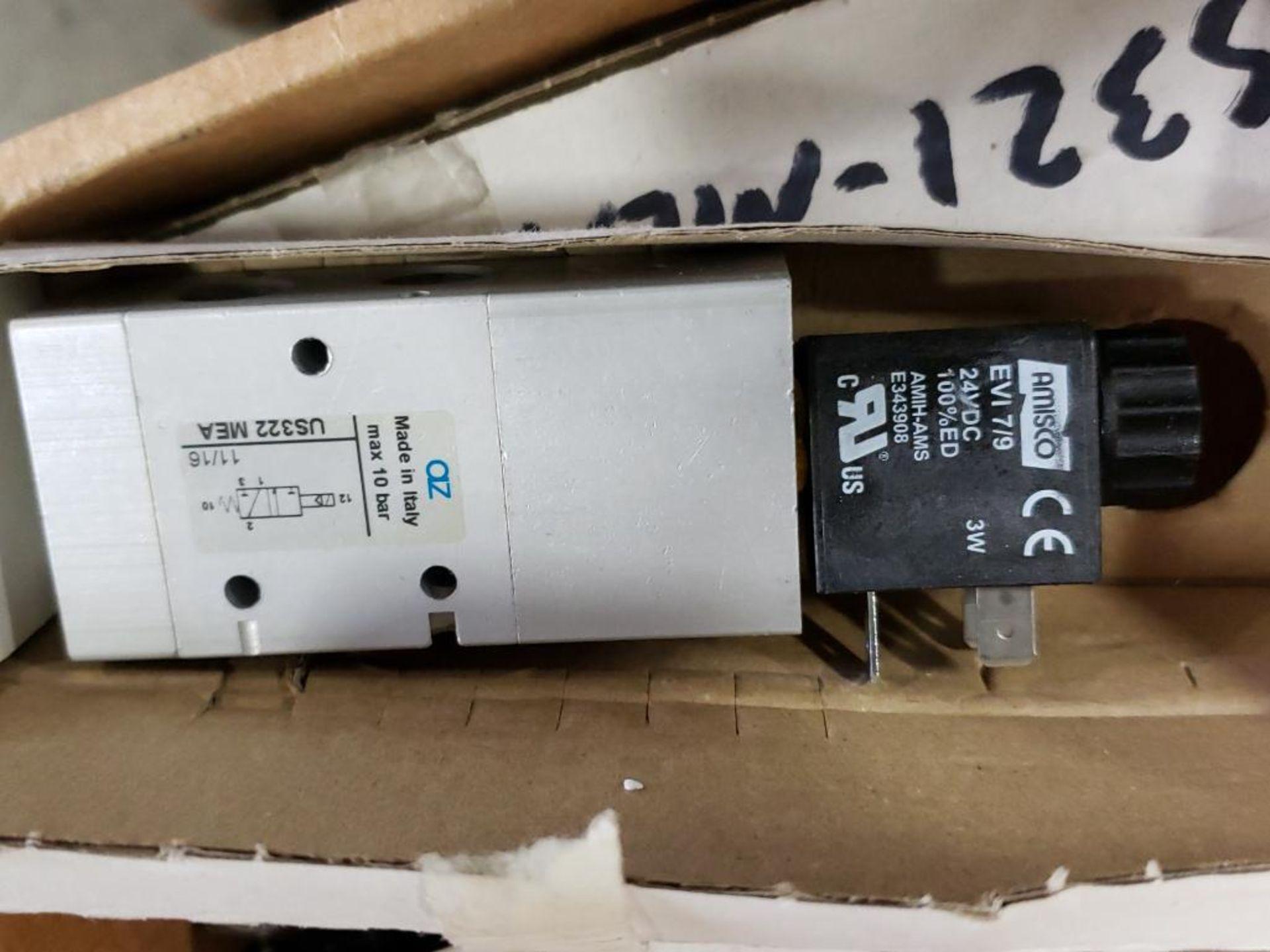 Assorted AZ Pneumatica valve assembly. - Image 3 of 6