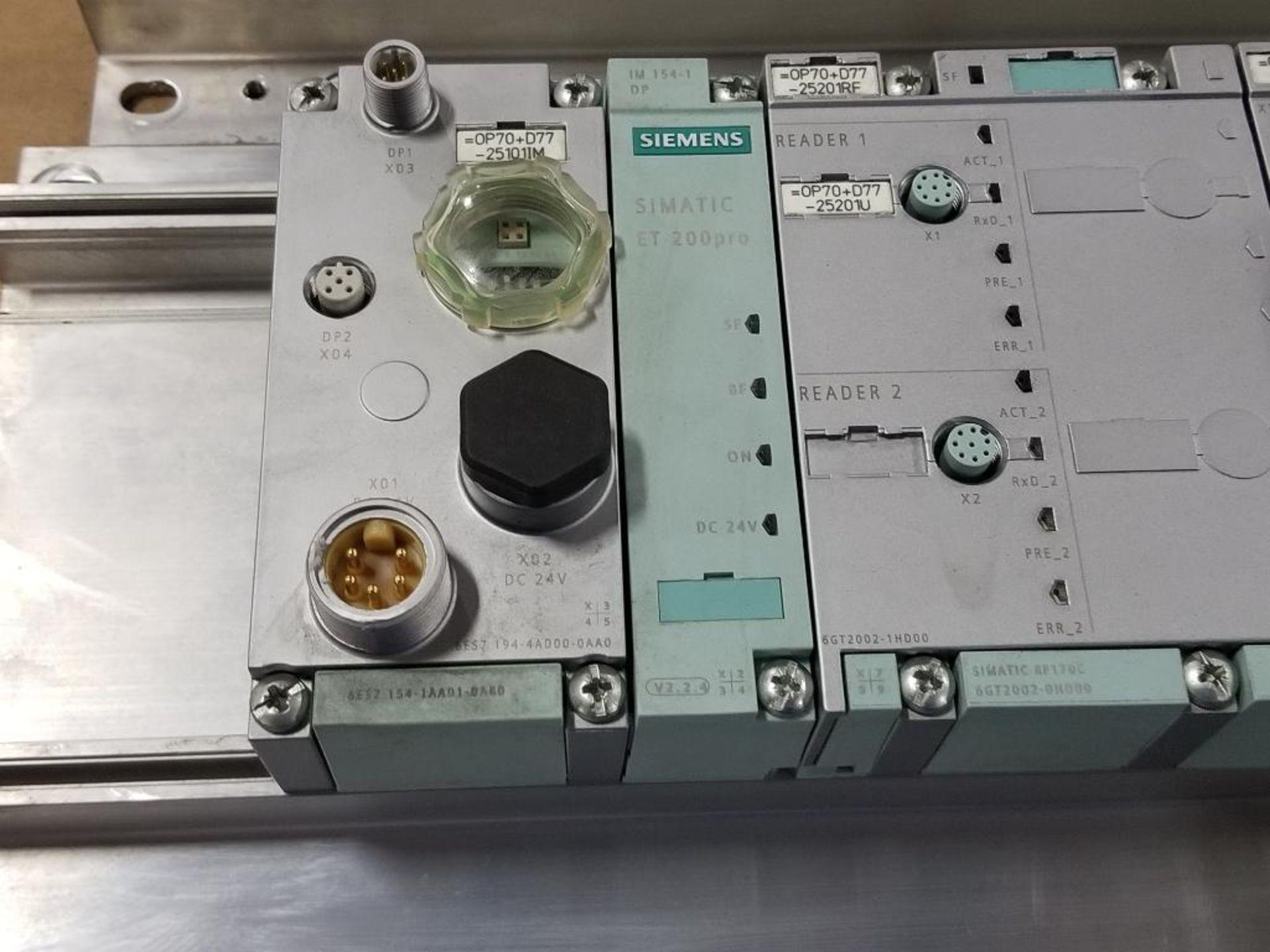Qty 2 - Siemens RSe-ST 3RK1304-5KS40-5AA3 Reversing starter. - Image 7 of 7