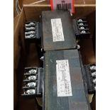 Qty 2 - Industrial transformer 9070T750D1.