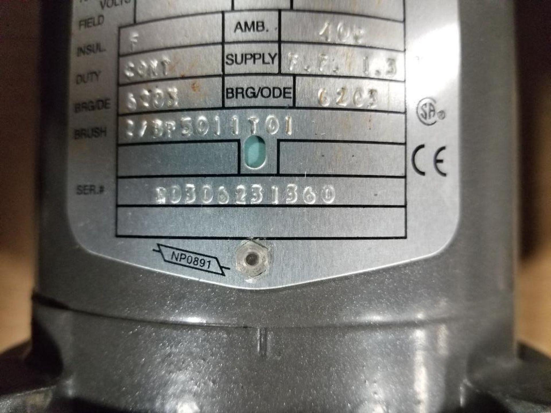 1/2HP Baldor industrial motor COP3330, 33-2024Z122. 1750RPM, 56C-Frame. - Image 4 of 6