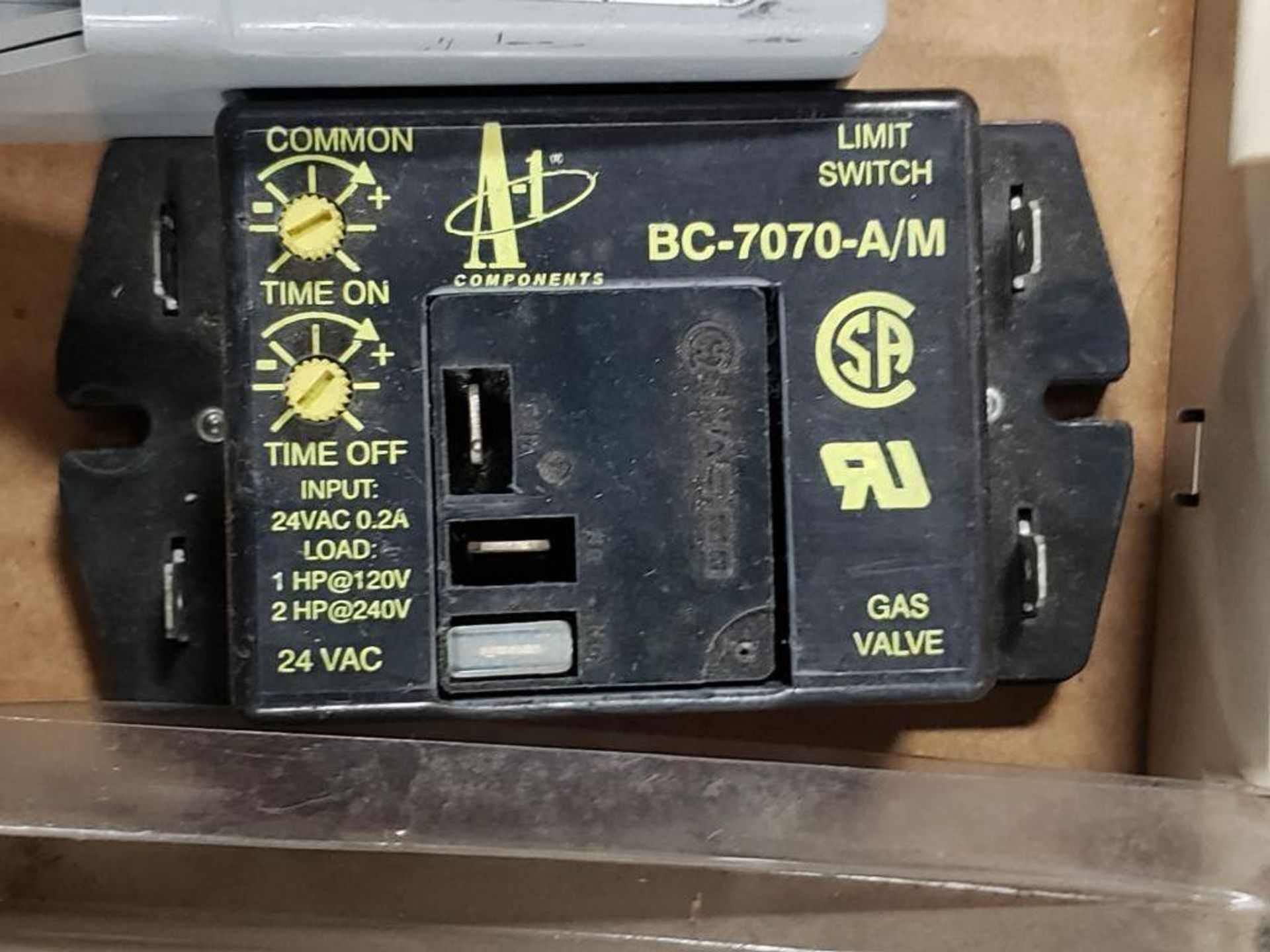 Qty 5 - Assorted electrical. Honeywell, White-Rodgers, A-1 Components. - Image 4 of 7