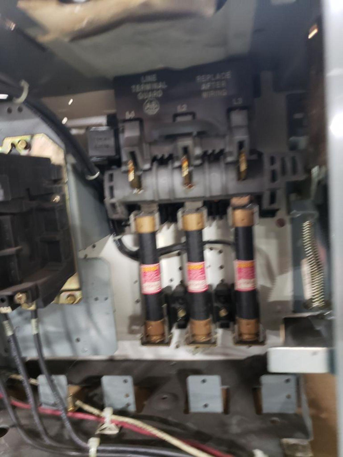 Qty 3 - Allen Bradley Motor Control bucket. 211A-B080-48-24R-41-98. - Image 6 of 9