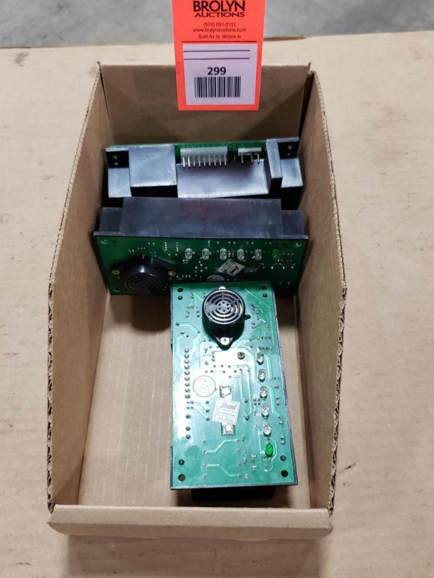 Qty 3 - Shini Si4T-1A control board.