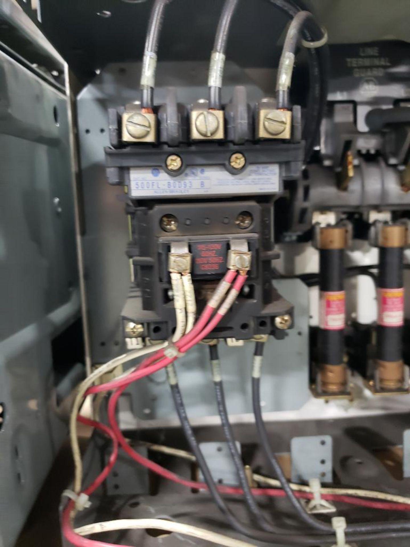 Qty 3 - Allen Bradley Motor Control bucket. 211A-B080-48-24R-41-98. - Image 5 of 9