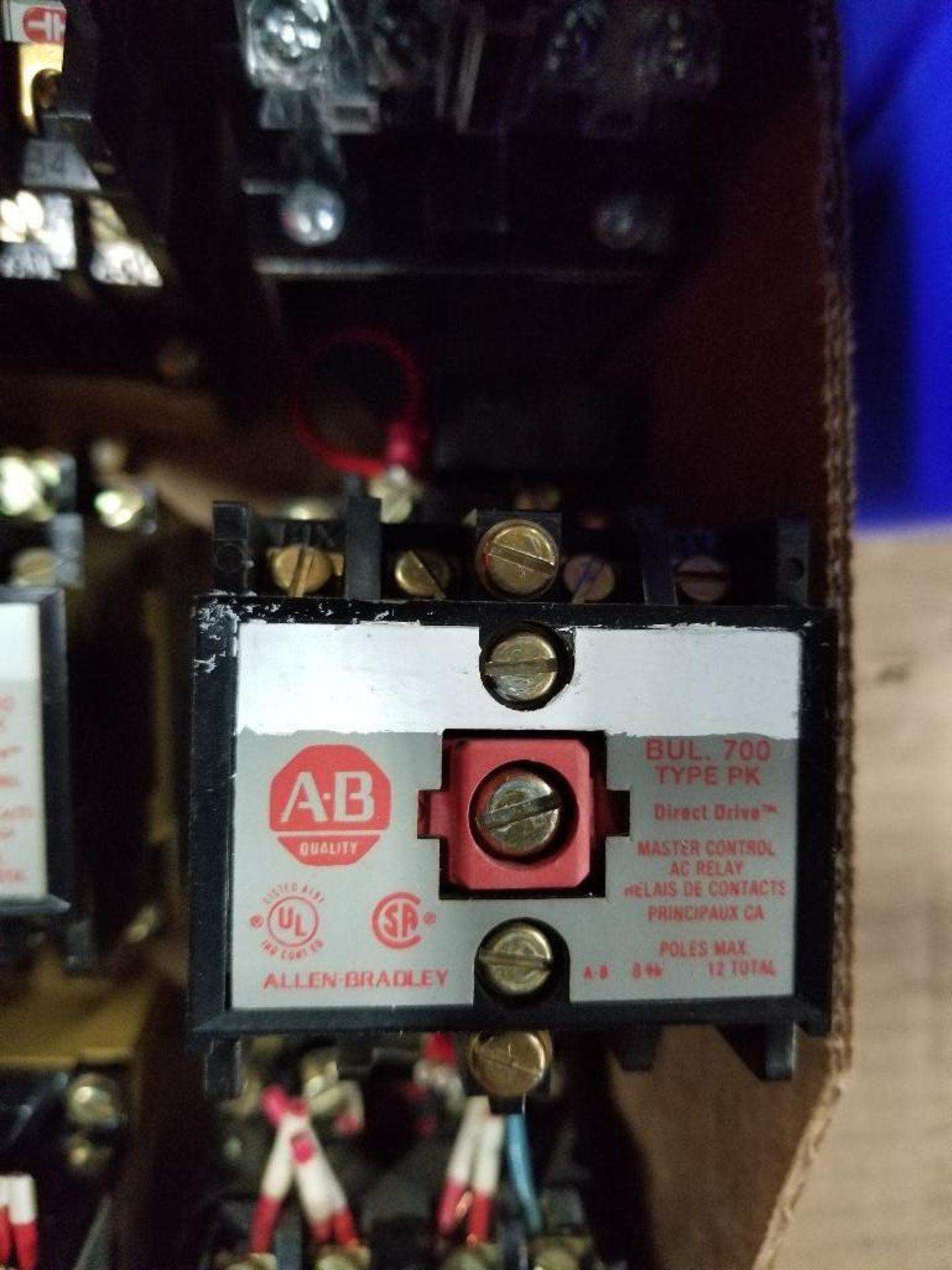 Assorted Allen Bradley contactor. - Image 4 of 7