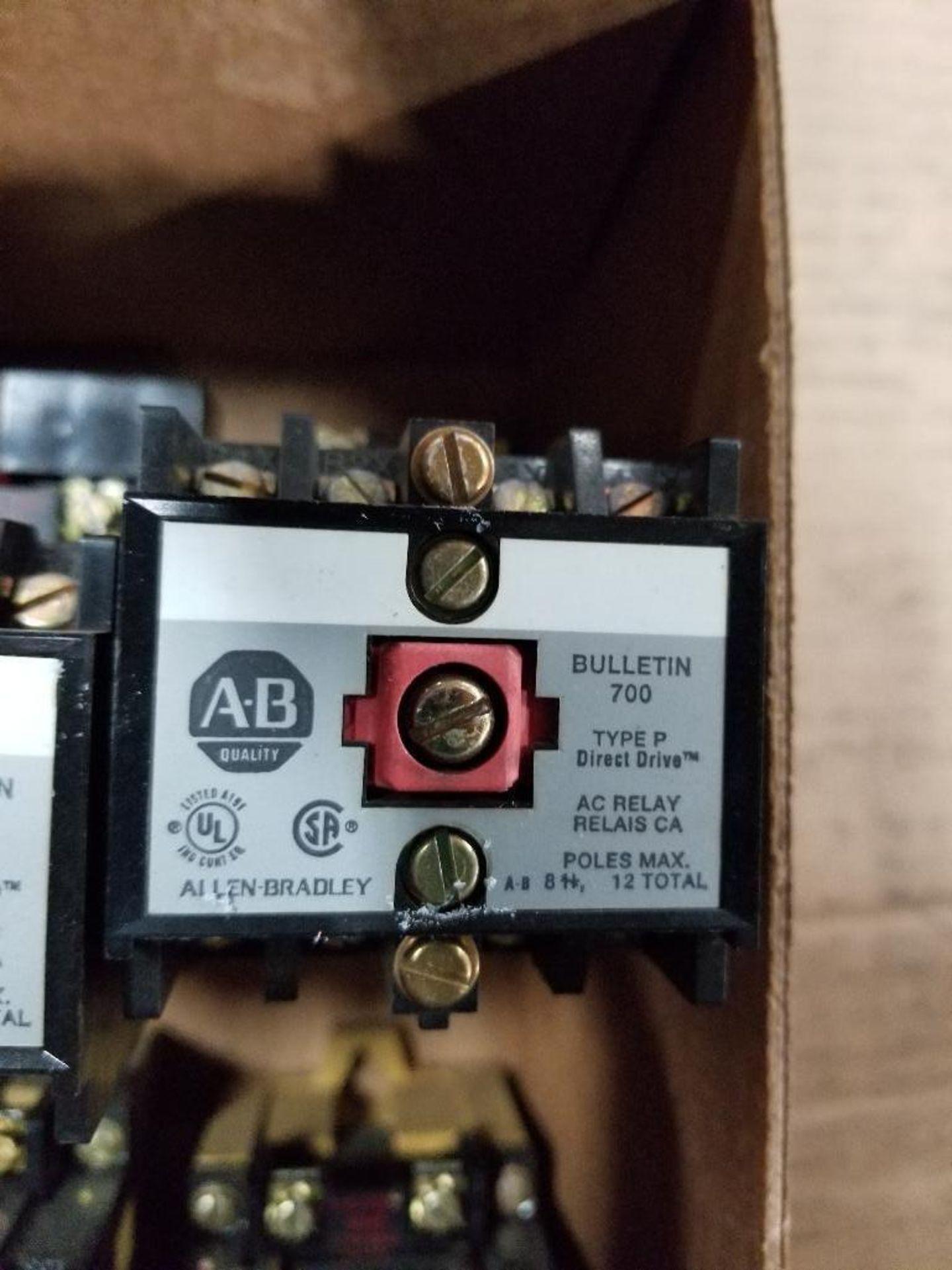Assorted Allen Bradley contactor. - Image 4 of 8