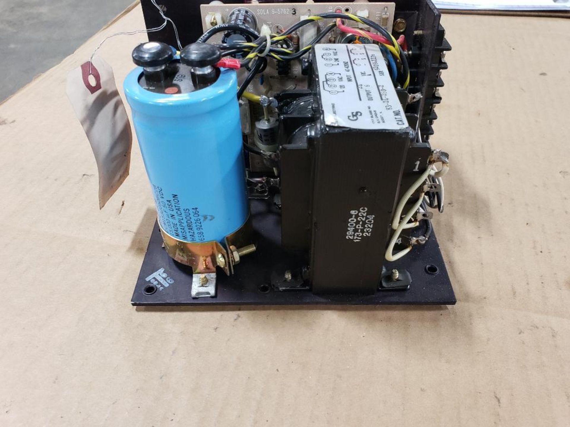 Sola Electric 83-24-260-2 Power supply. - Image 3 of 4