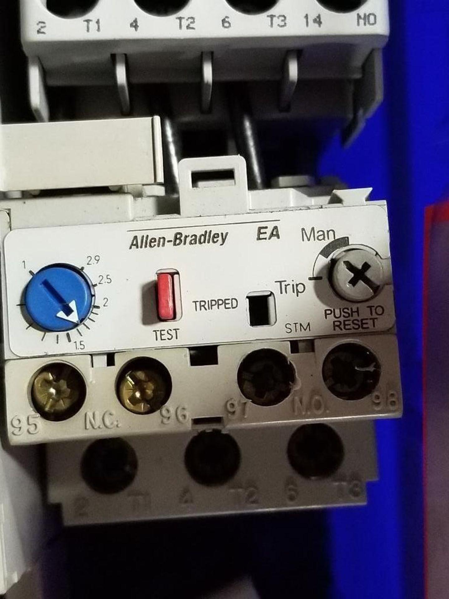 Assorted electrical contactors. Allen Bradley. - Image 10 of 11