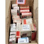 Assorted electrical contact block, magnet coil. Cutler Hammer.