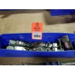 Assorted electrical limit switches. Numatrol, Cutler Hammer.