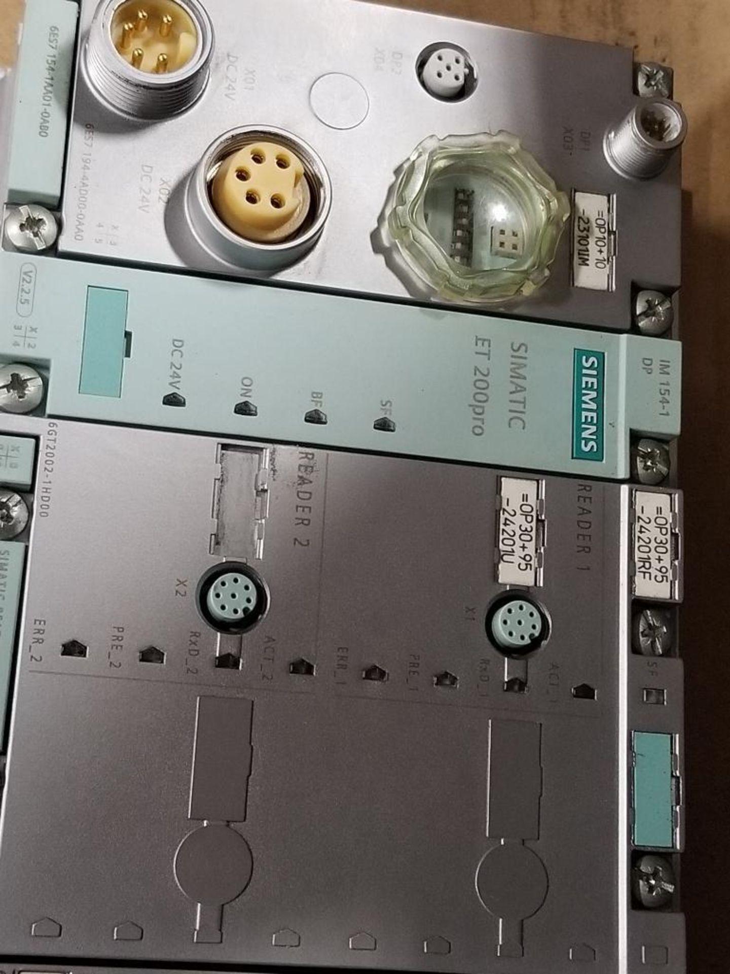 Siemens RSe-ST 3RK1304-5KS40-5AA3 Reversing starter and flow control line. - Image 6 of 6