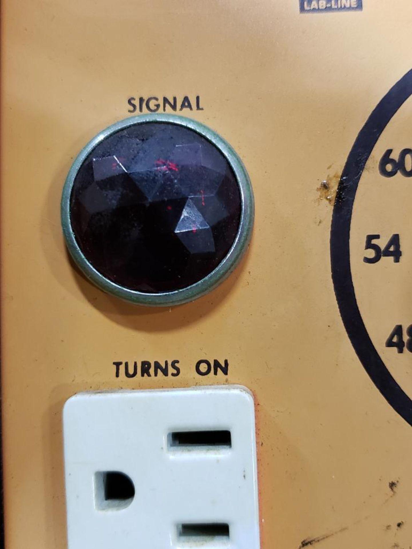 Lab-Line 72-Hour Lab-Minder. Model 1430. - Image 5 of 6