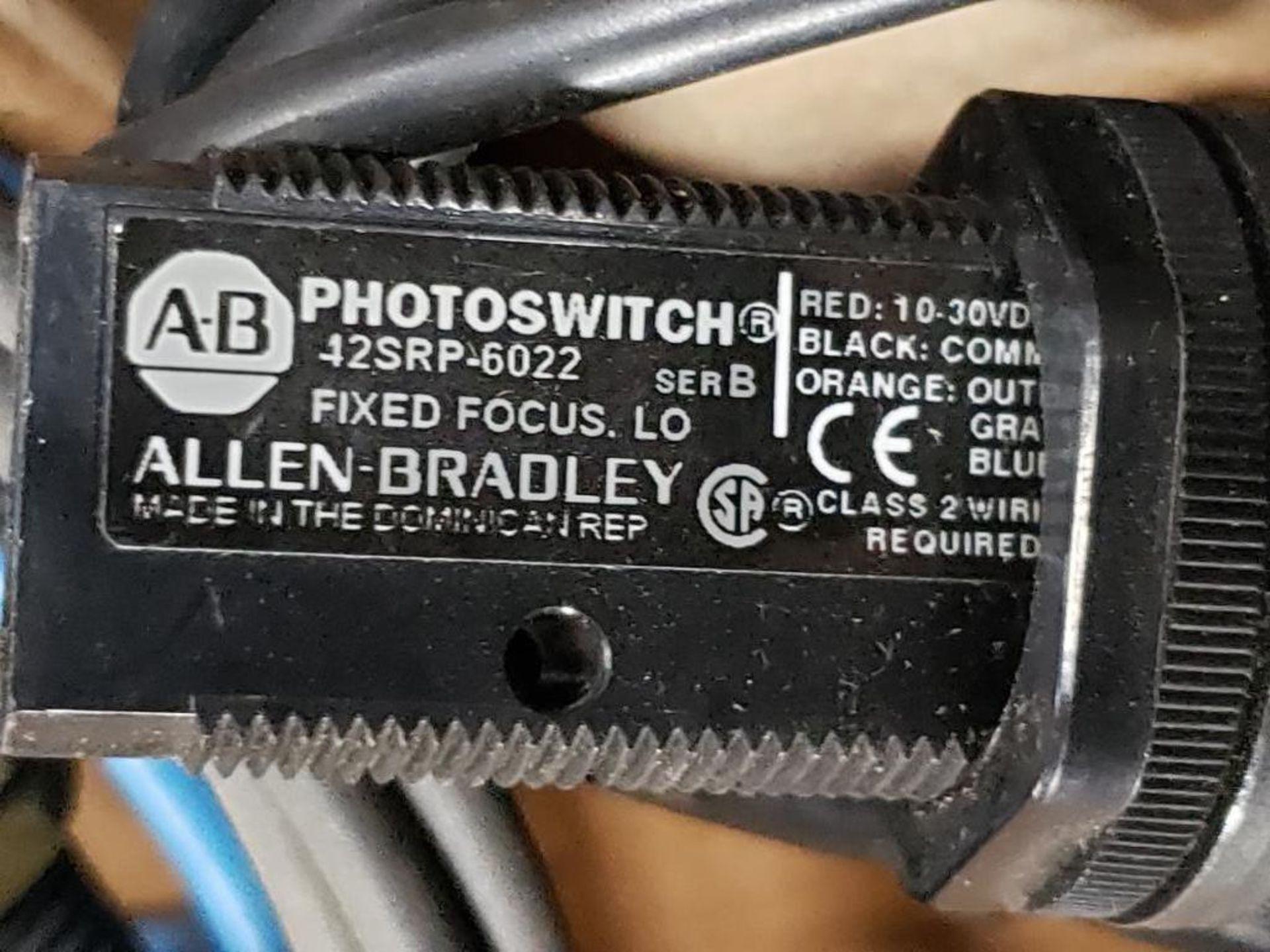 Assorted electrical sensors. Allen Bradley, Banner, Sick, Schmersal. - Image 6 of 7