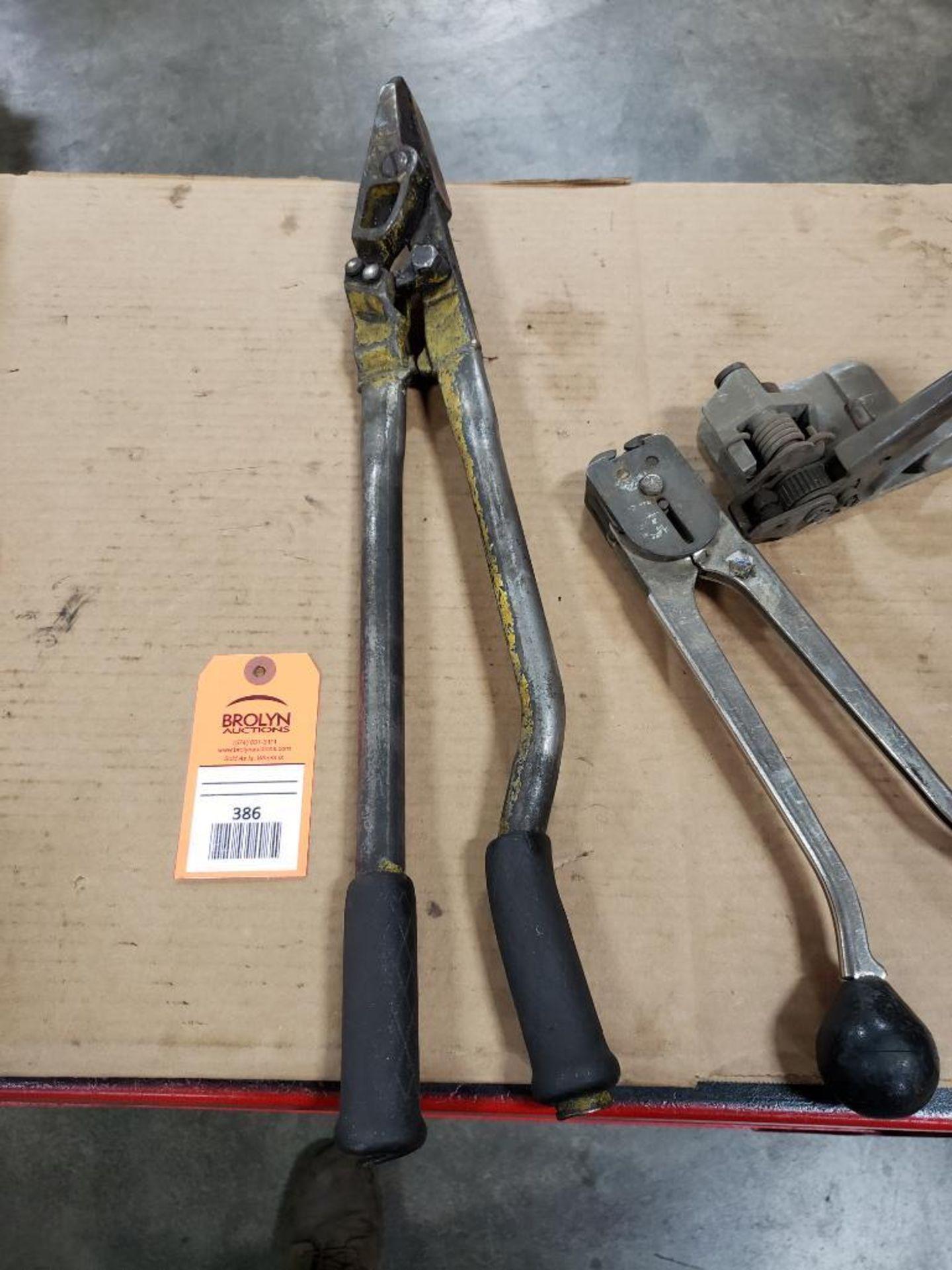 Banding tool set. - Image 6 of 6