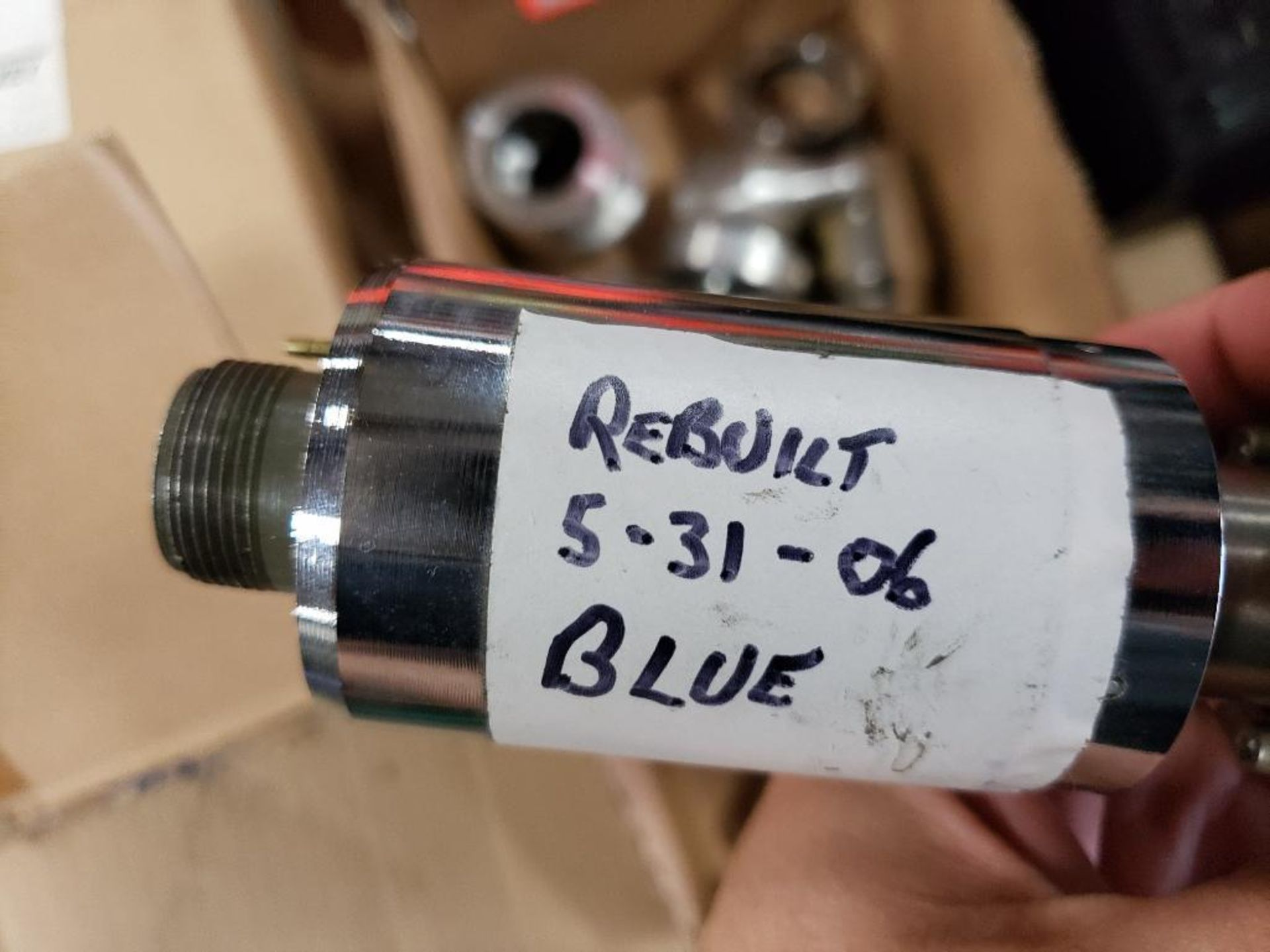 Assorted piston parts. - Image 3 of 8