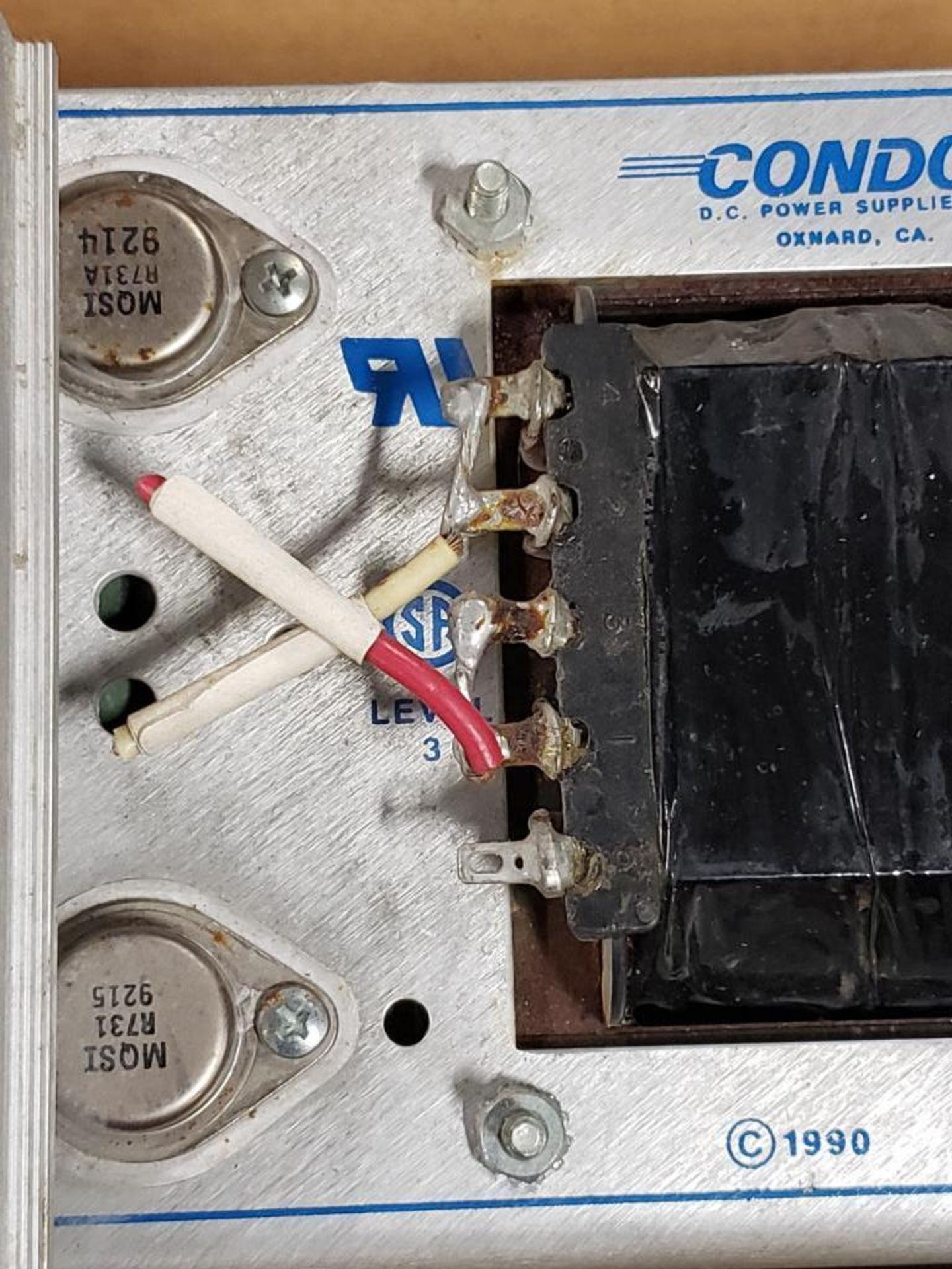 Condor F24-12-A+ Power supply. - Image 4 of 6