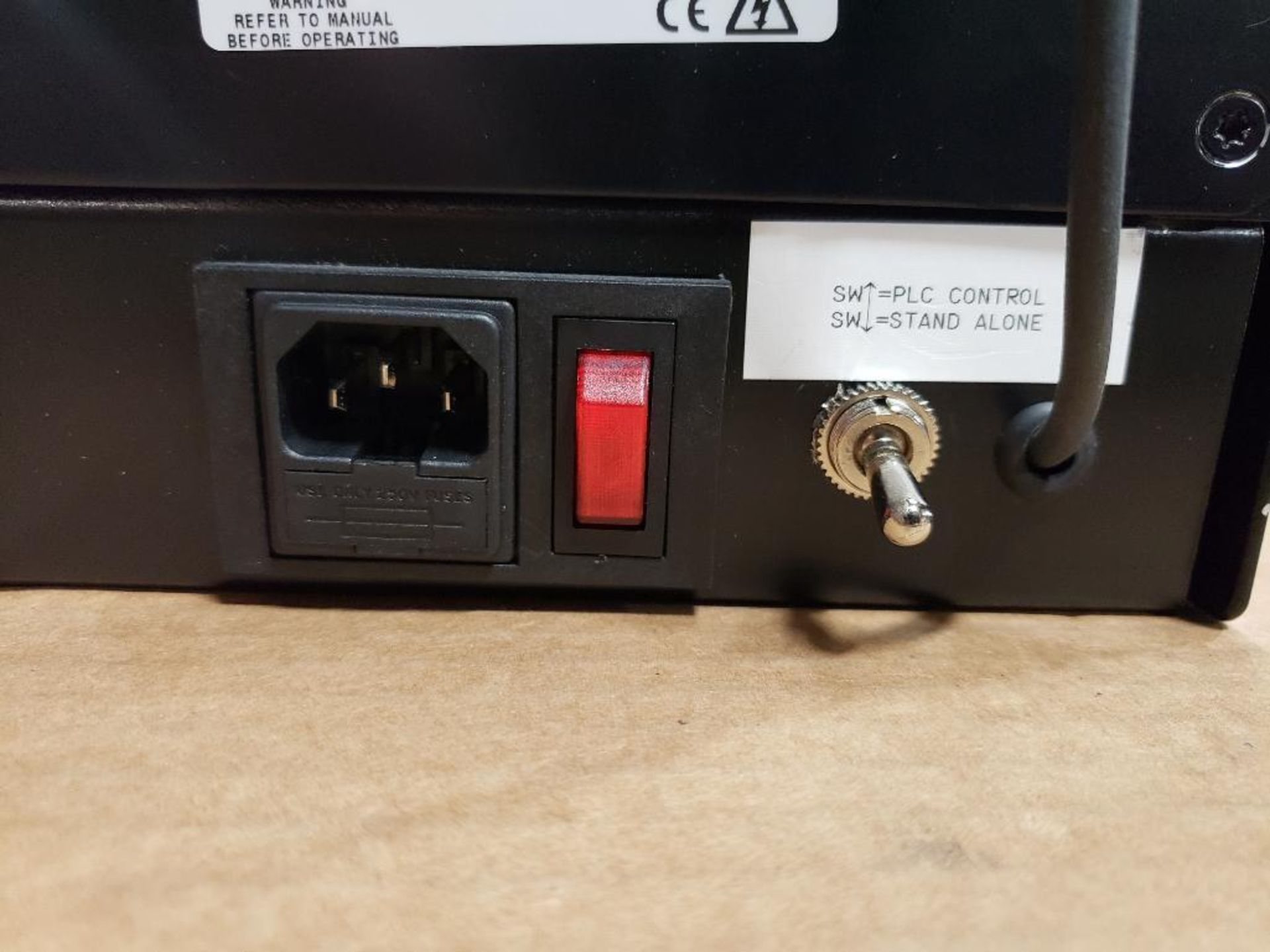 Travel test diagnostic Emerson drive unit. Emerson control Techniques DCM700. Unidrive M701. - Image 17 of 21