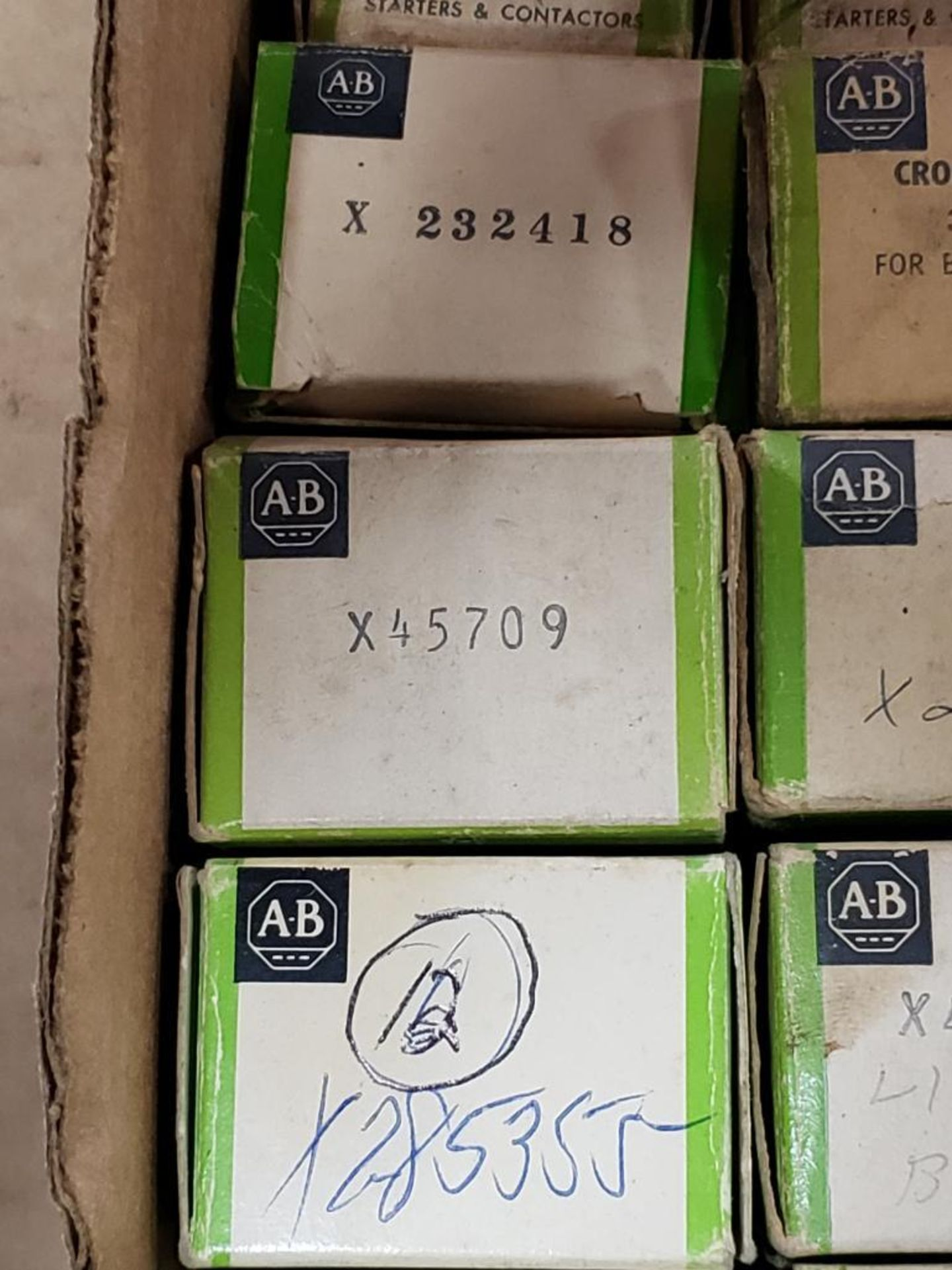 Assorted hardware. Allen Bradley. - Image 5 of 8